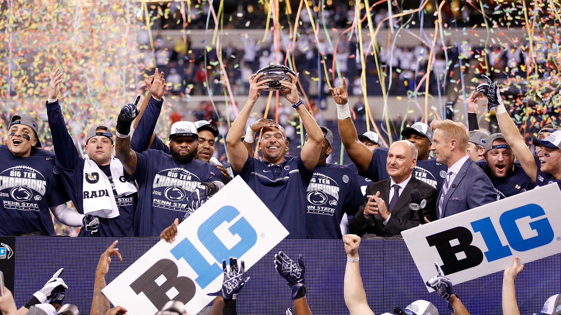 Penn State left out this time, but very much in new conversation with Ohio  State, Michigan   NCAA Football   Sporting News
