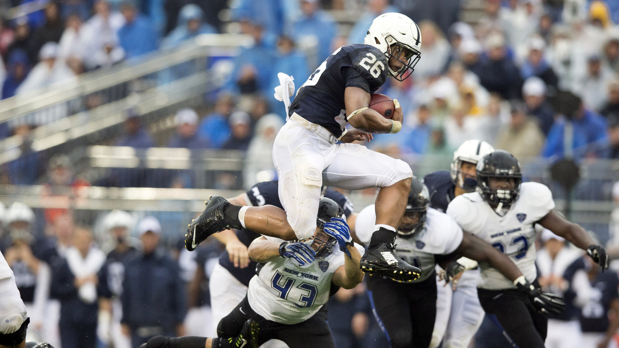 PICTURES: What's next for Penn State's Saquon Barkley? – The Morning Call
