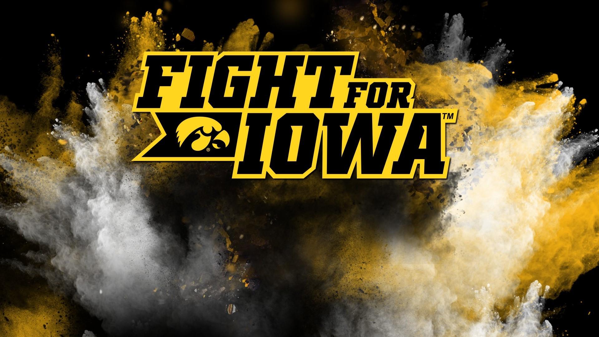 Hawkeyes Everywhere Fight For Iowa