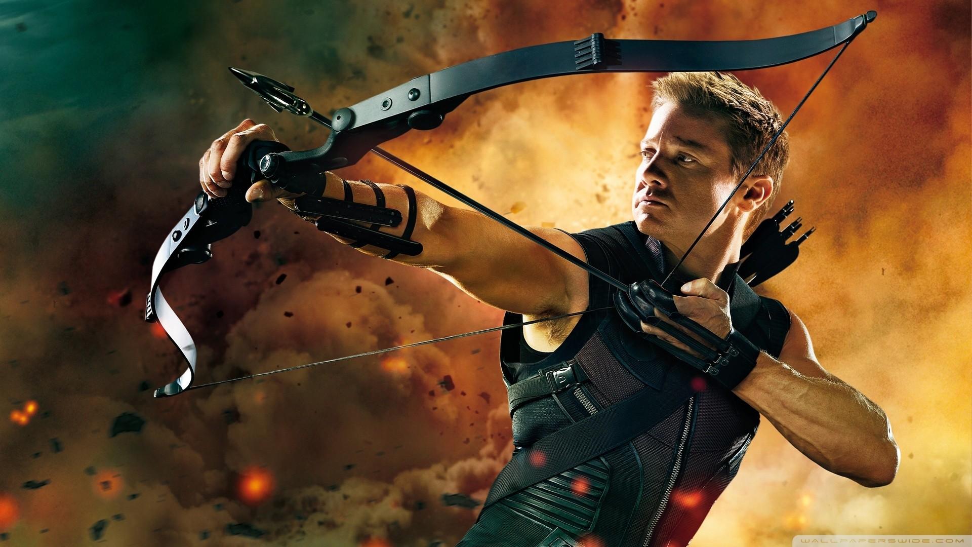 Marvel-The-Avengers-Movie-2012-HD-Wallpaper-Hawkeye-