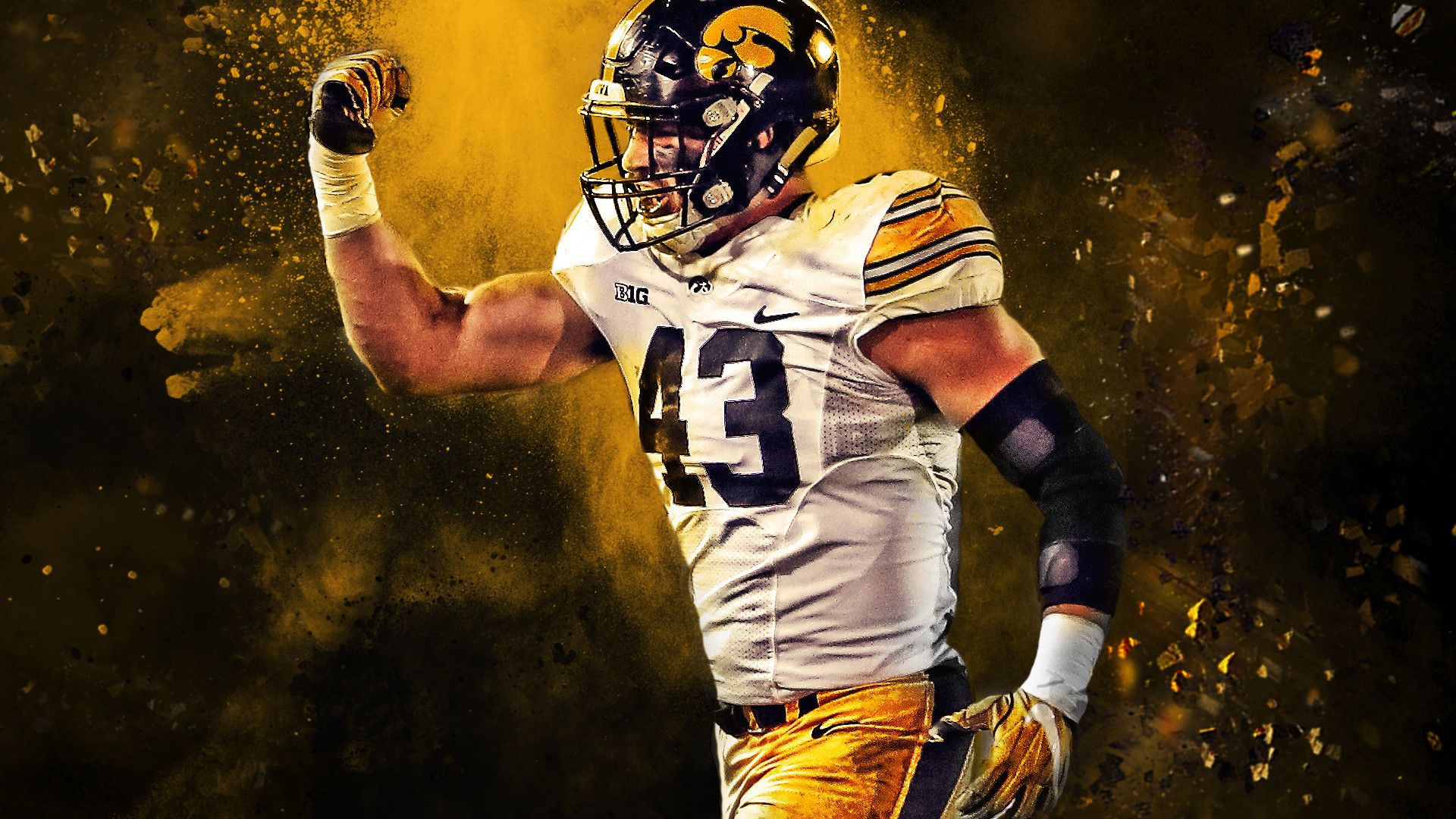 Jewell Named AP First Team All-America