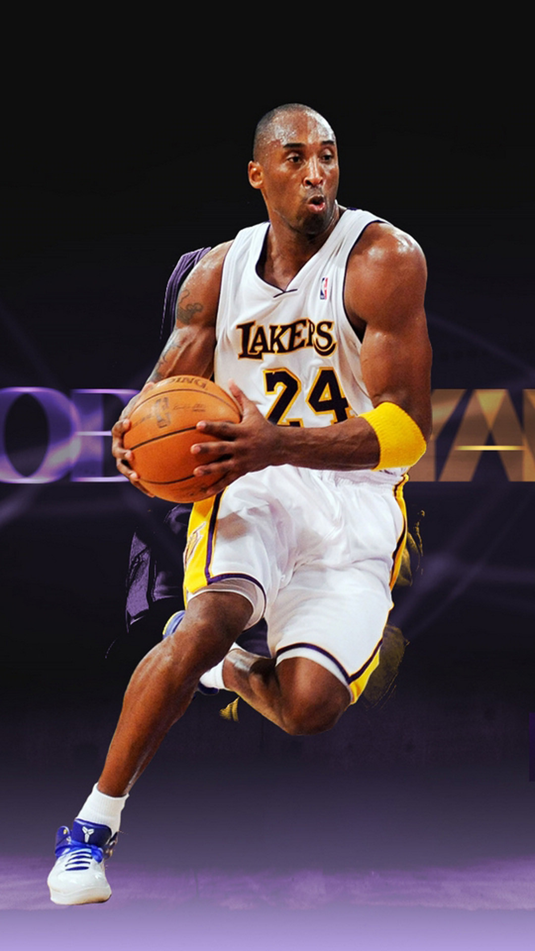 Kobe Bryant 02 Wallpapers for Samsung Galaxy S5