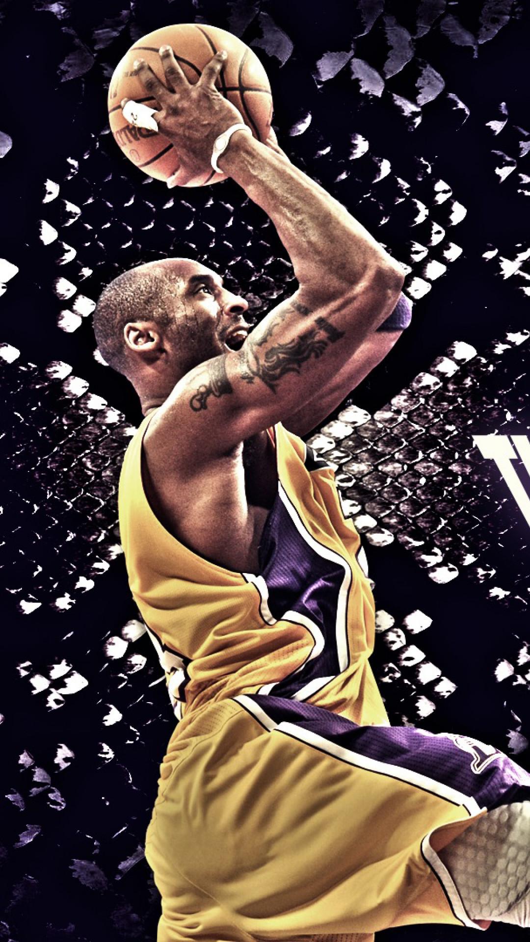Kobe Bryant Black Mamba HD wallpaper