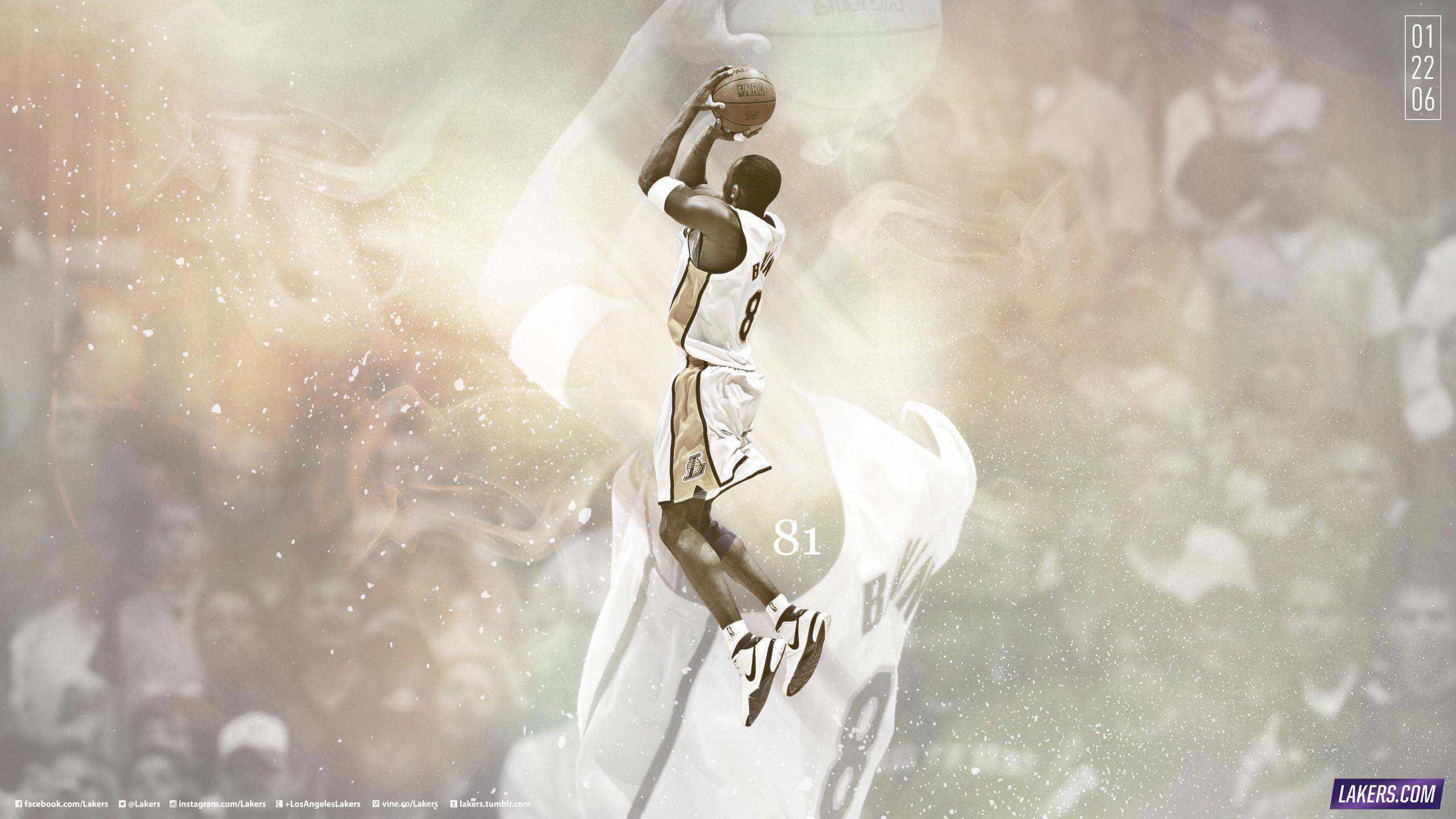 Kobe Bryant Passes Michael Jordan · 81: Nine Years Later