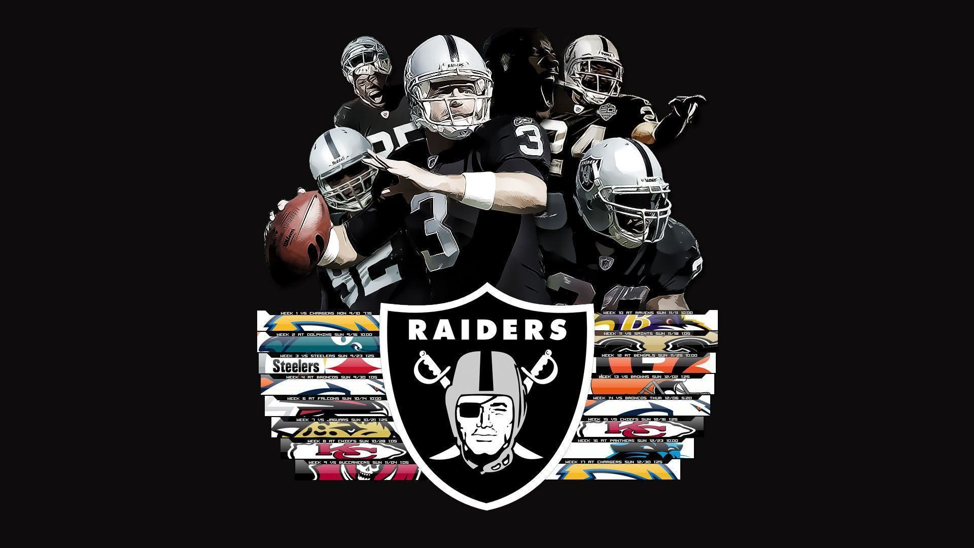 Oakland Raiders Wallpapers Group (63+)