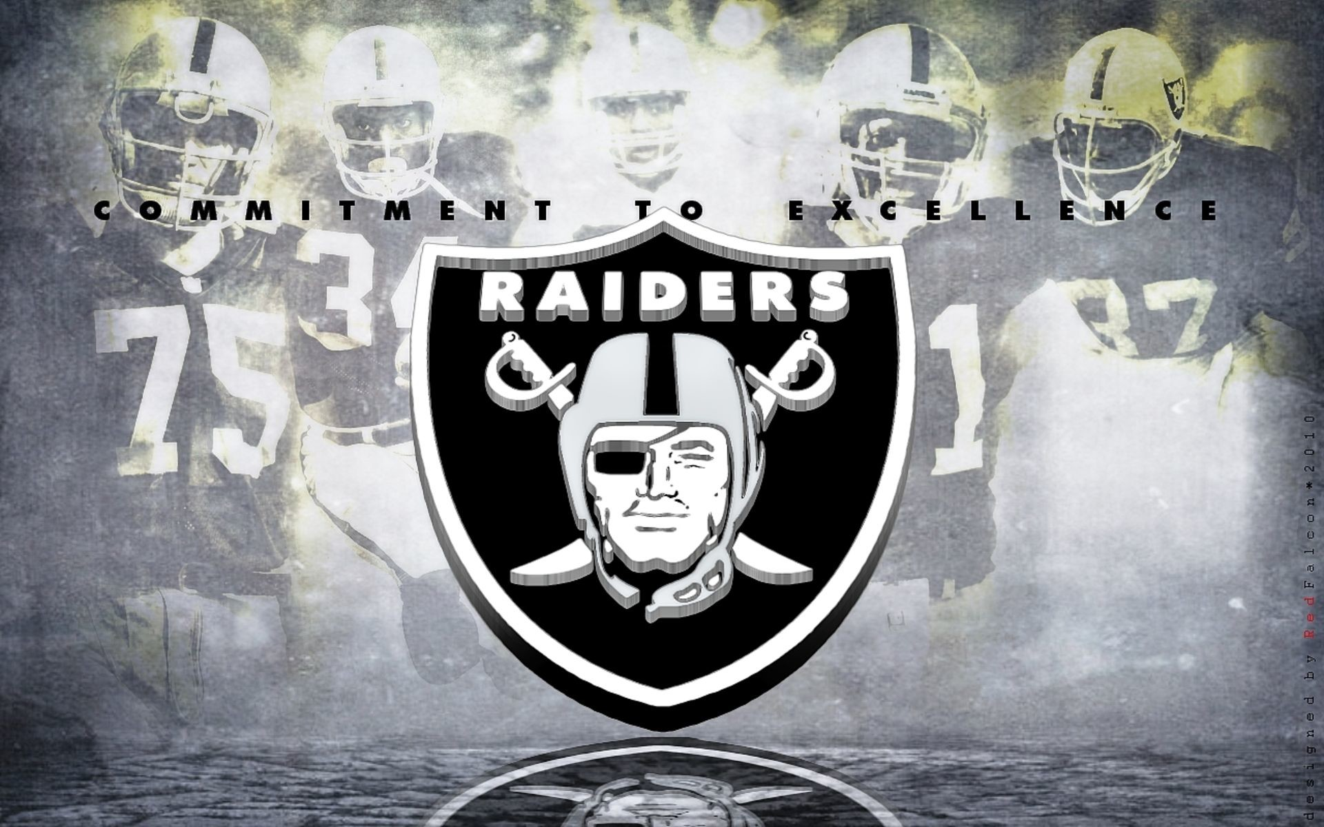 … Oakland Raiders Logo Wallpapers – Wallpaper Gallery …