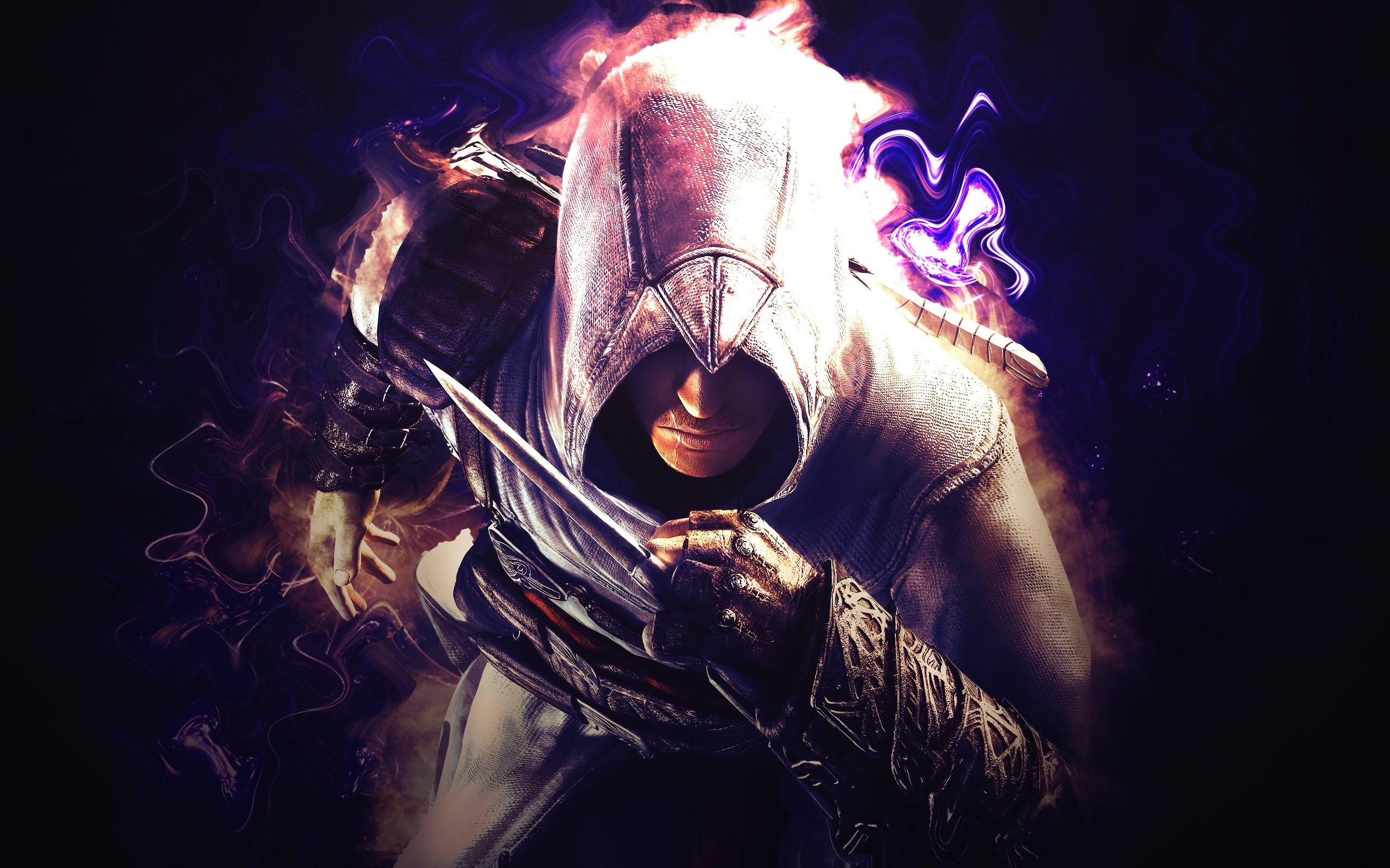 Wallpaper for Desktop: assassins creed brotherhood