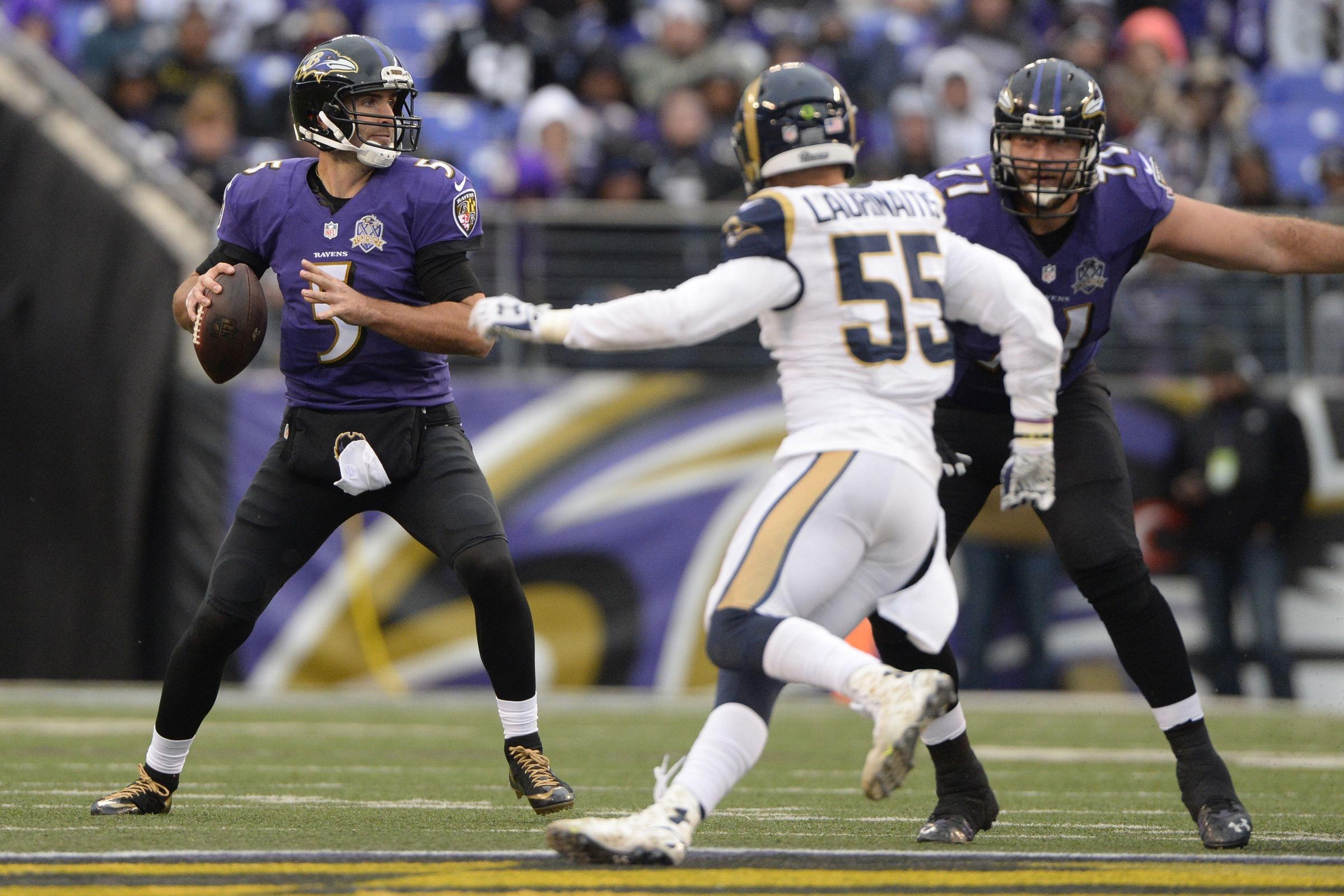 HD Wallpaper   Background ID:664782. Sports Baltimore Ravens
