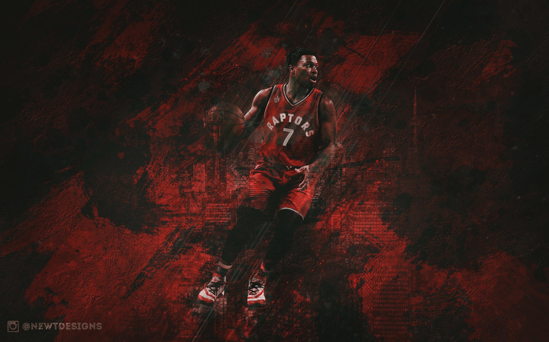 Kyle Lowry Raptors 2016 Wallpaper