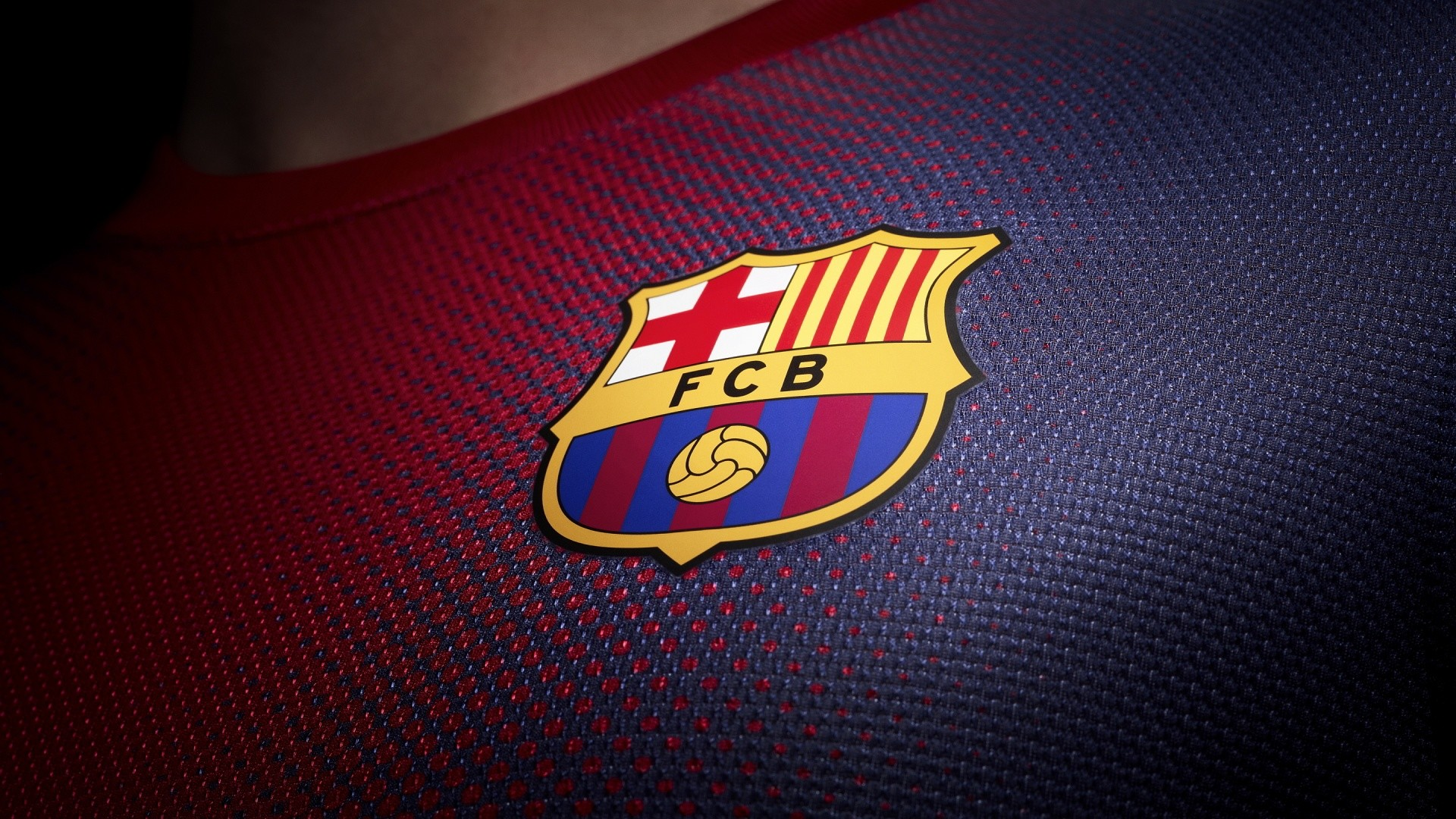 Description: The Wallpaper above is Fc barcelona logo Wallpaper in  Resolution 1920×1080. Choose your