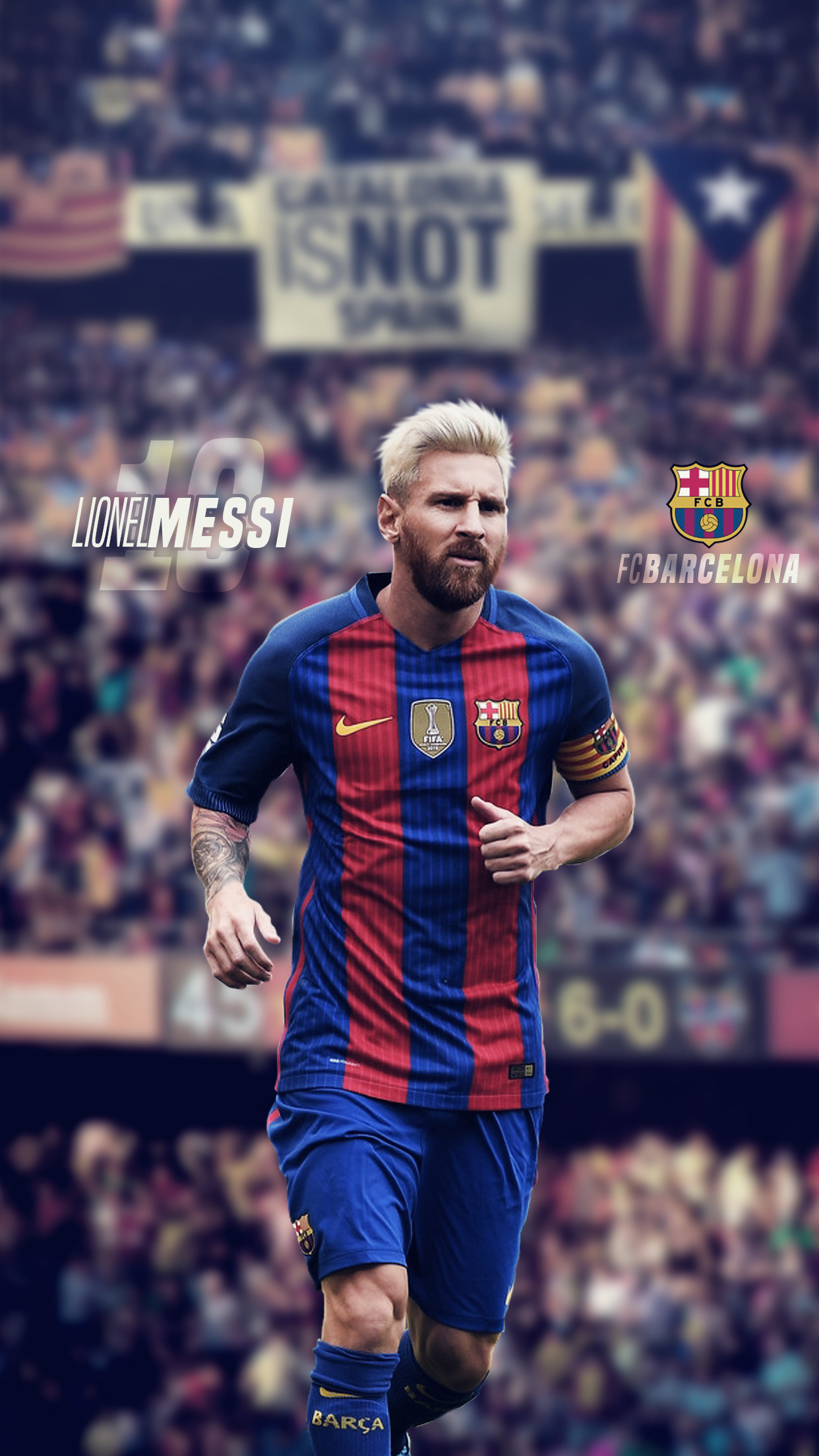 Messi iPhone Wallpaper by ImDestructiconor Messi iPhone Wallpaper by  ImDestructiconor