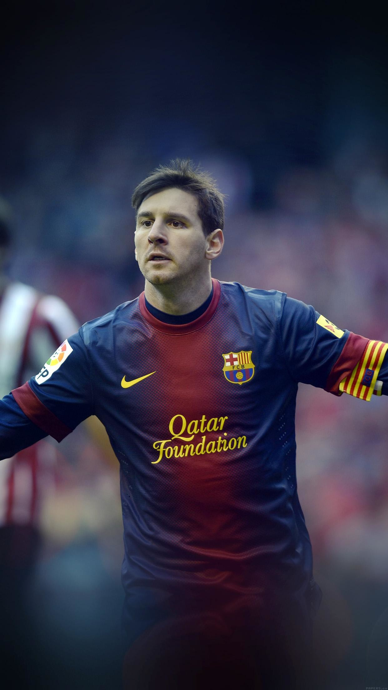 Messi Fc Barcelona Soccer Sports