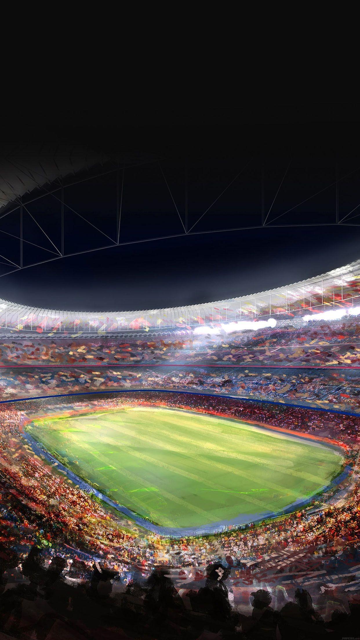 … Barcelona Camp Nou Sports Iphone 7 Wallpaper. Download