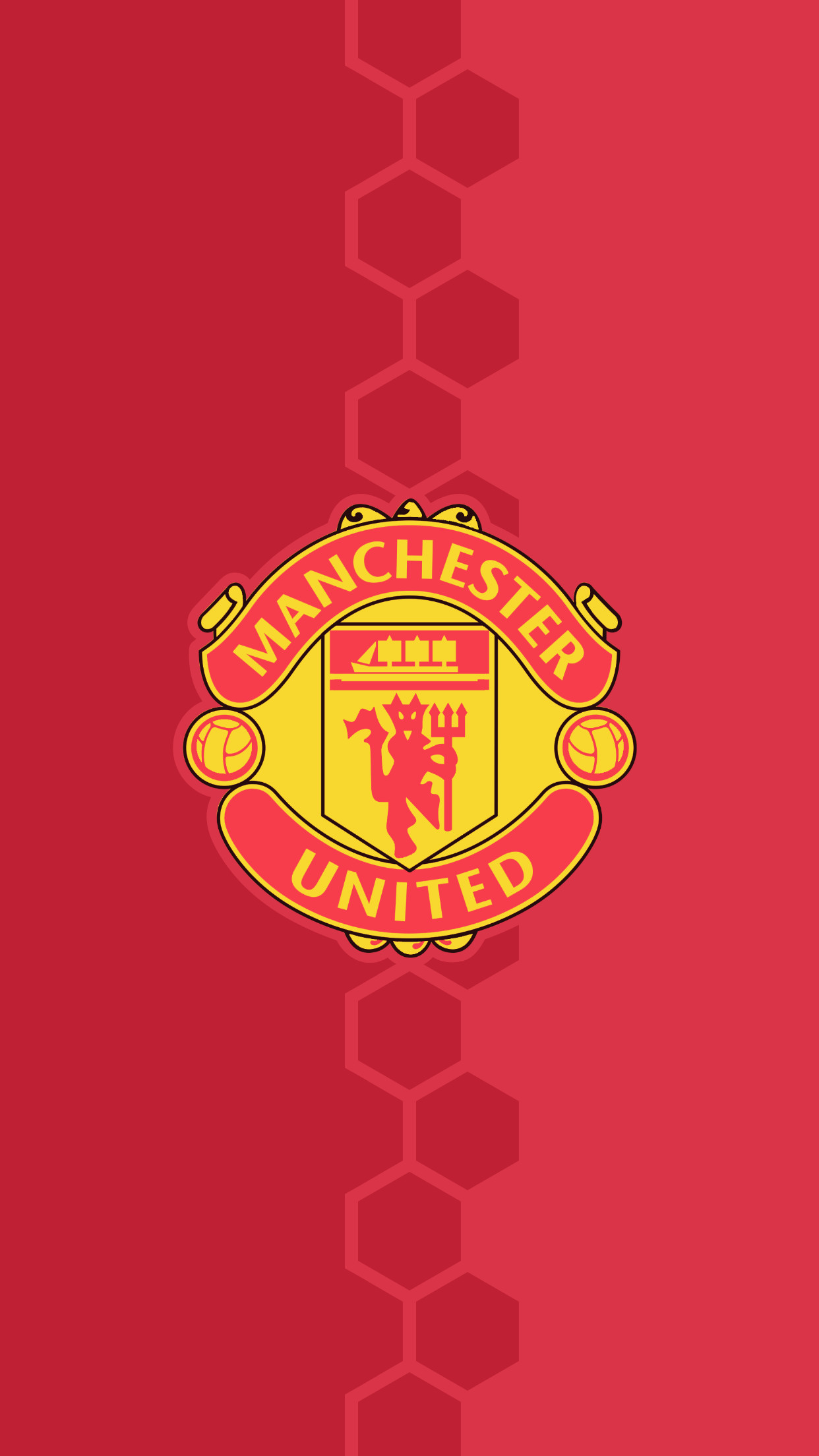 64 Manchester United Iphone
