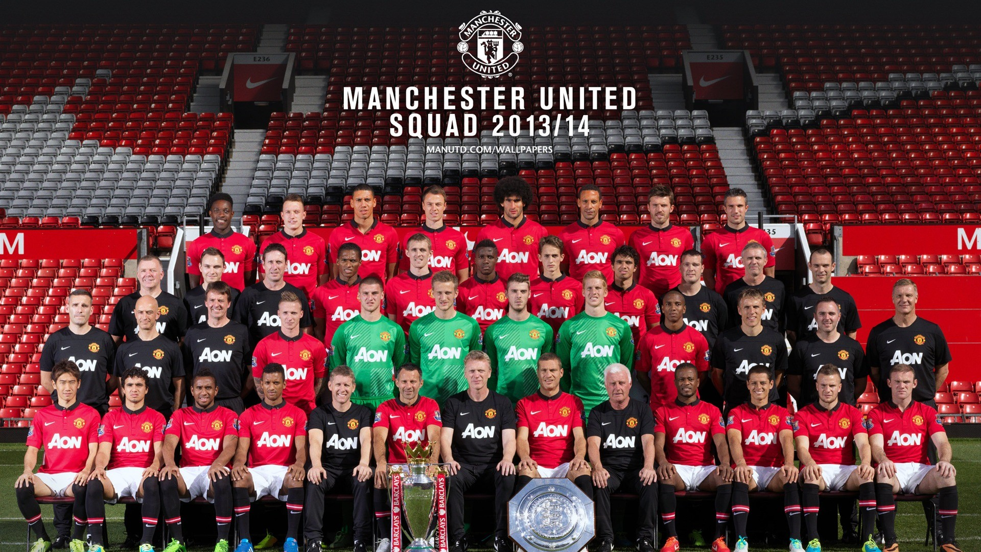 Manchester United FC Logo Red iPhone Wallpapers HD is be the Wallpapers Man  United Wallpapers)