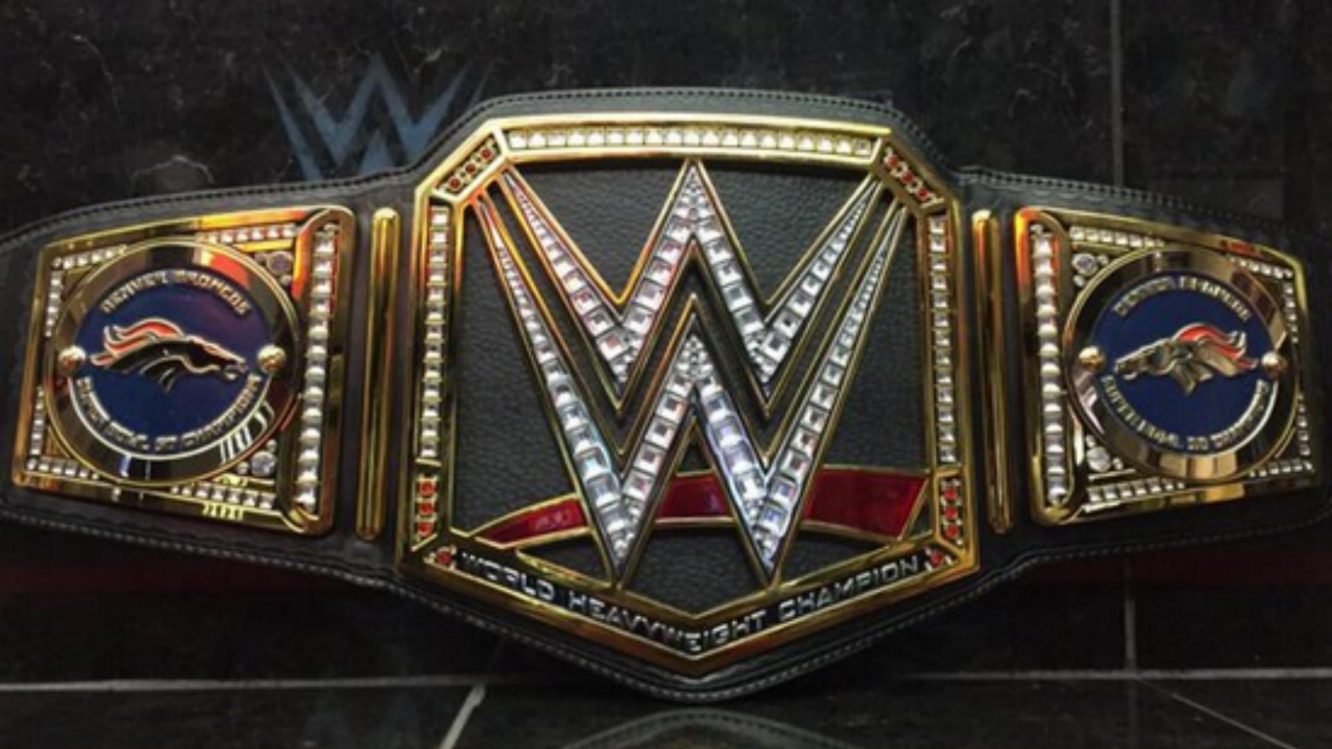 Triple H to send Broncos custom WWE championship belt   NFL   Sporting News