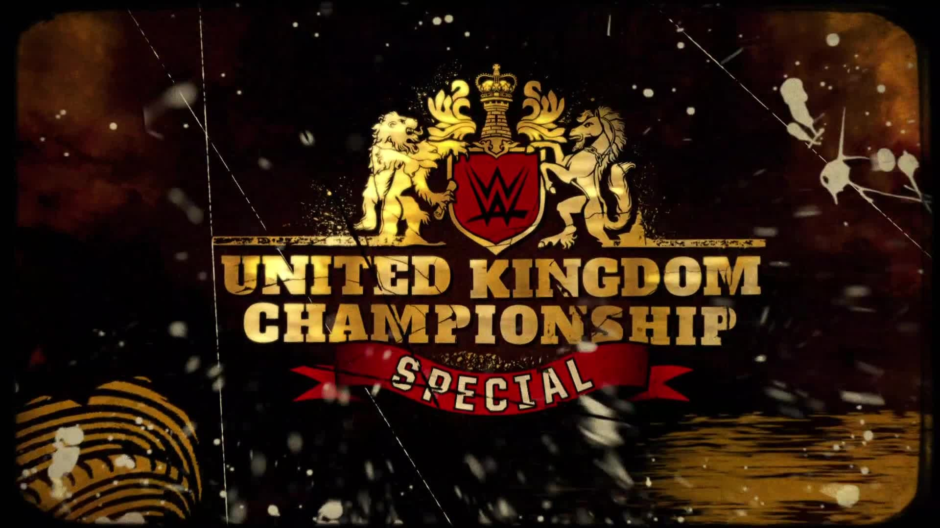 Triple H to review Dunne's attack on Gradwell in UK Championship Tournament    WWE
