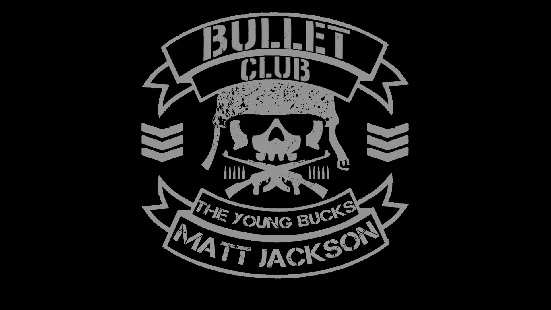 Got bored and made these, MC style Bullet Club Patches – Album on Imgur