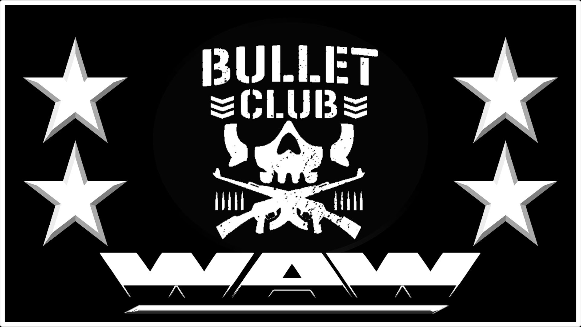 WWE 2K14 – WAW BULLET CLUB