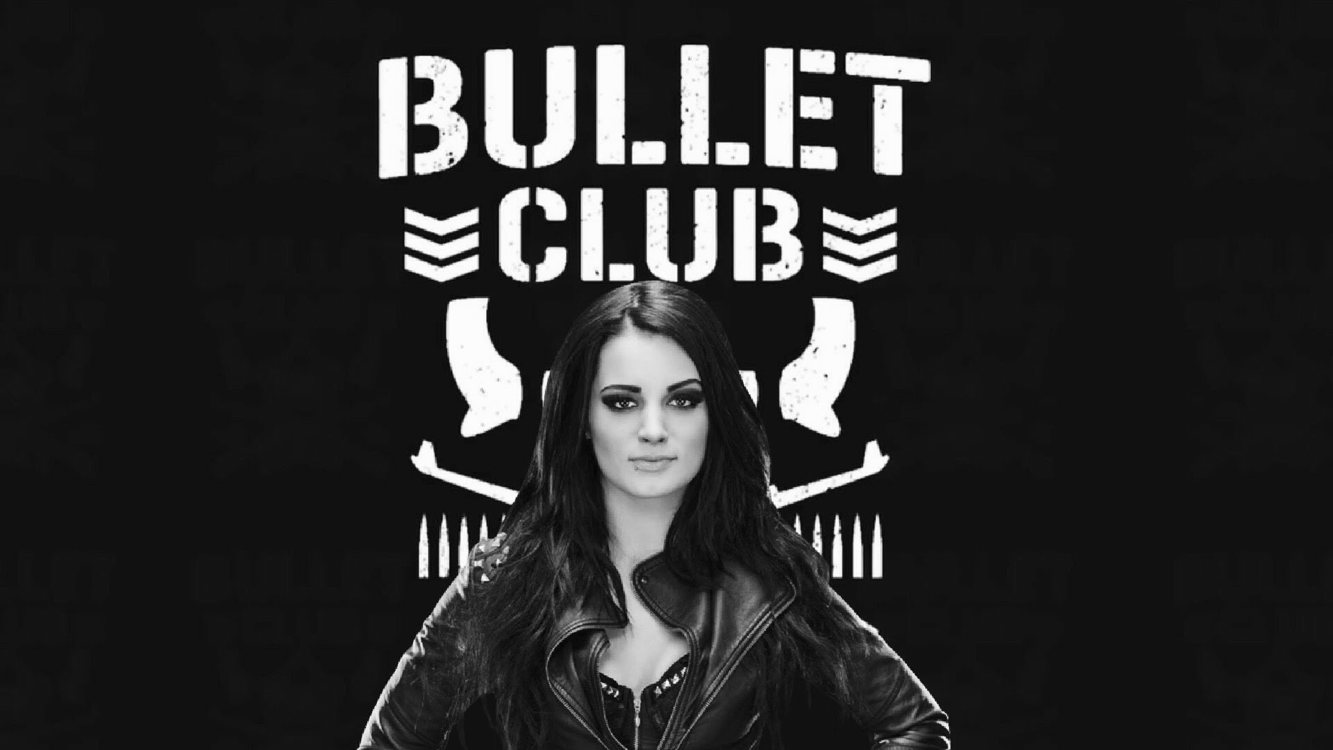 WWE Paige Bullet Club Entrance Video
