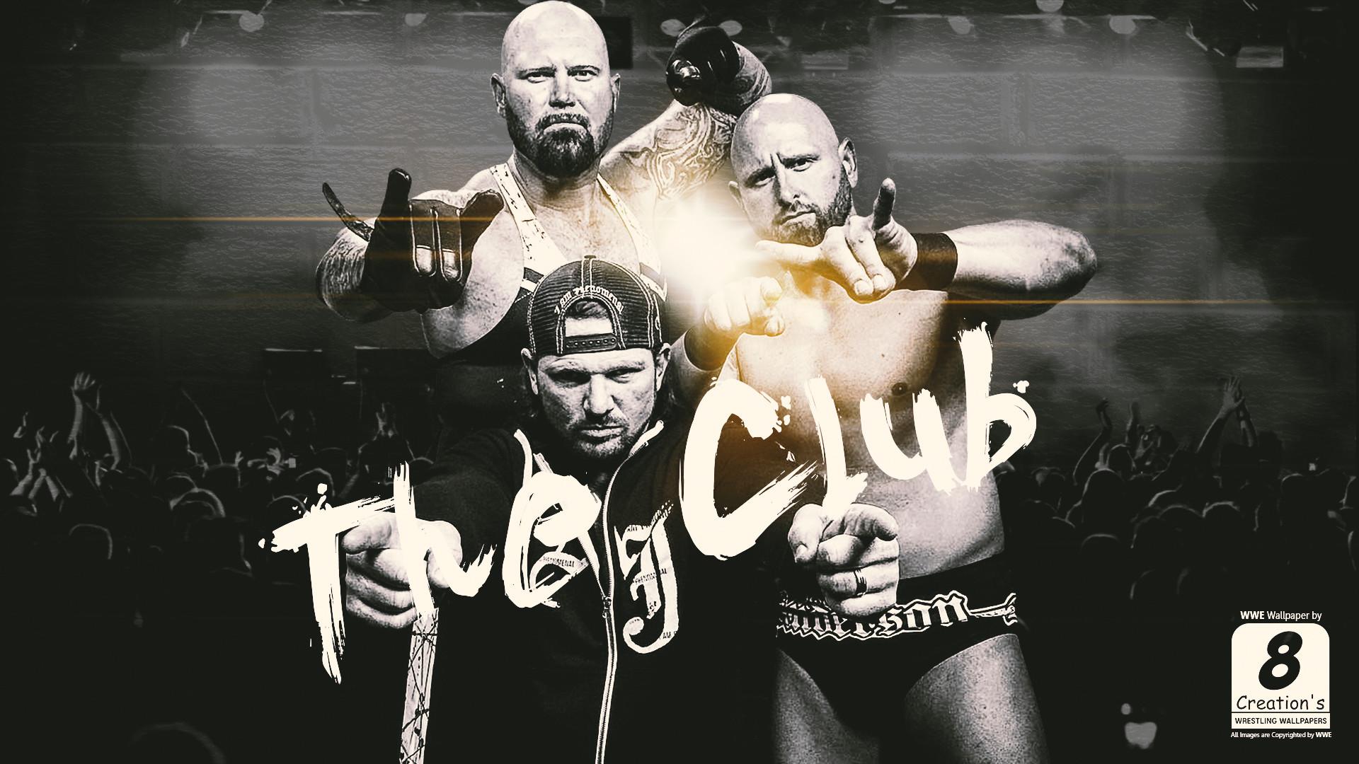 WWE The Club Wallpaper by Arunraj1791 WWE The Club Wallpaper by Arunraj1791