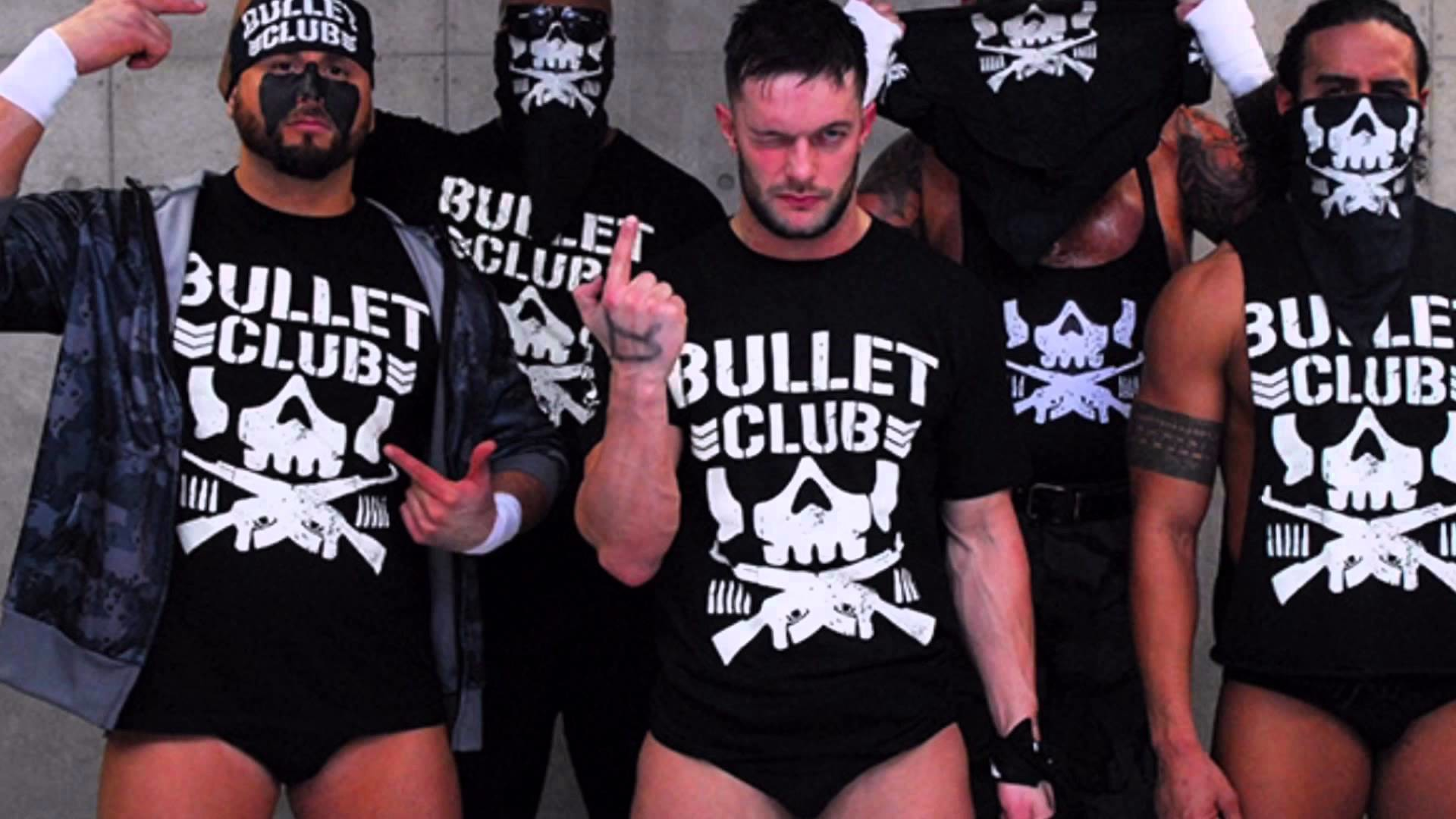 WWE BREAKING NEWS: WWE Reportedly Wanted Rights To The Bullet Club Name And  Logo