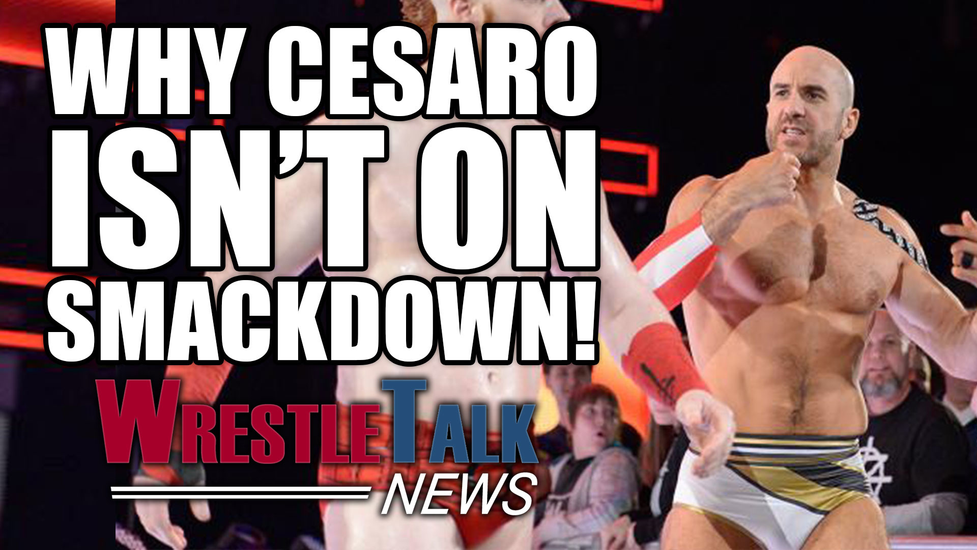 Reason why Cesaro hasn't moved to WWE Smackdown revealed, new Bullet Club  member teased…