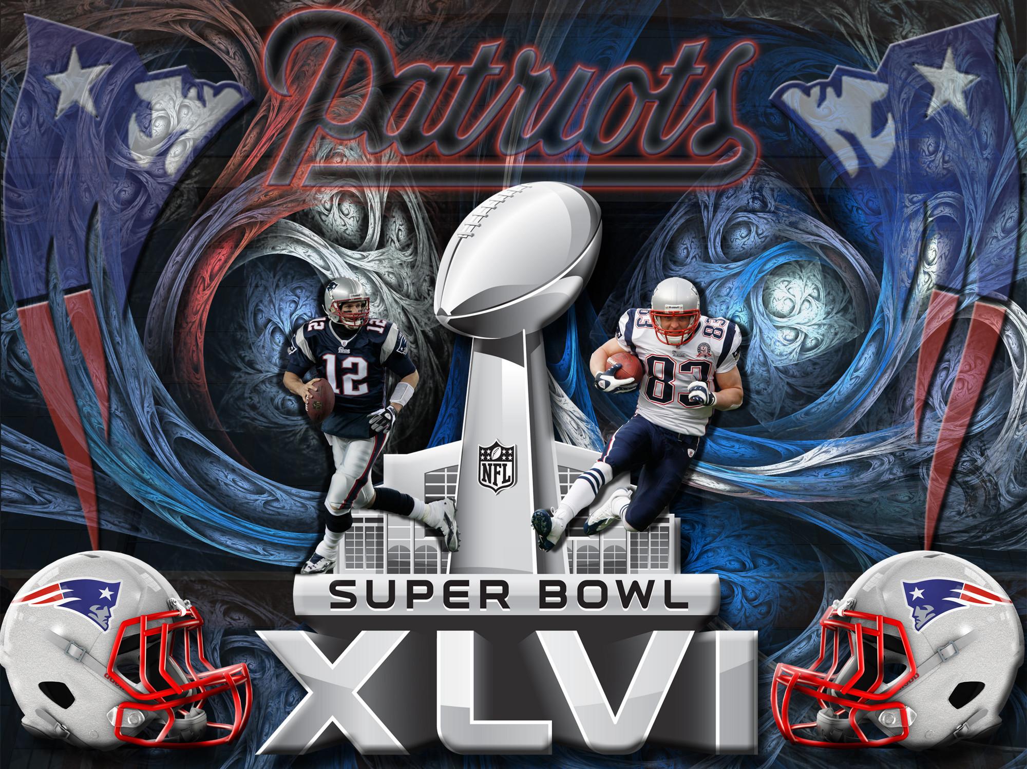 4×3 Alternate style | 5×4 Standard | 16×9 Widescreen | 16×10 Widescreen New  England Patriots Super Bowl XLVI Wallpaper …