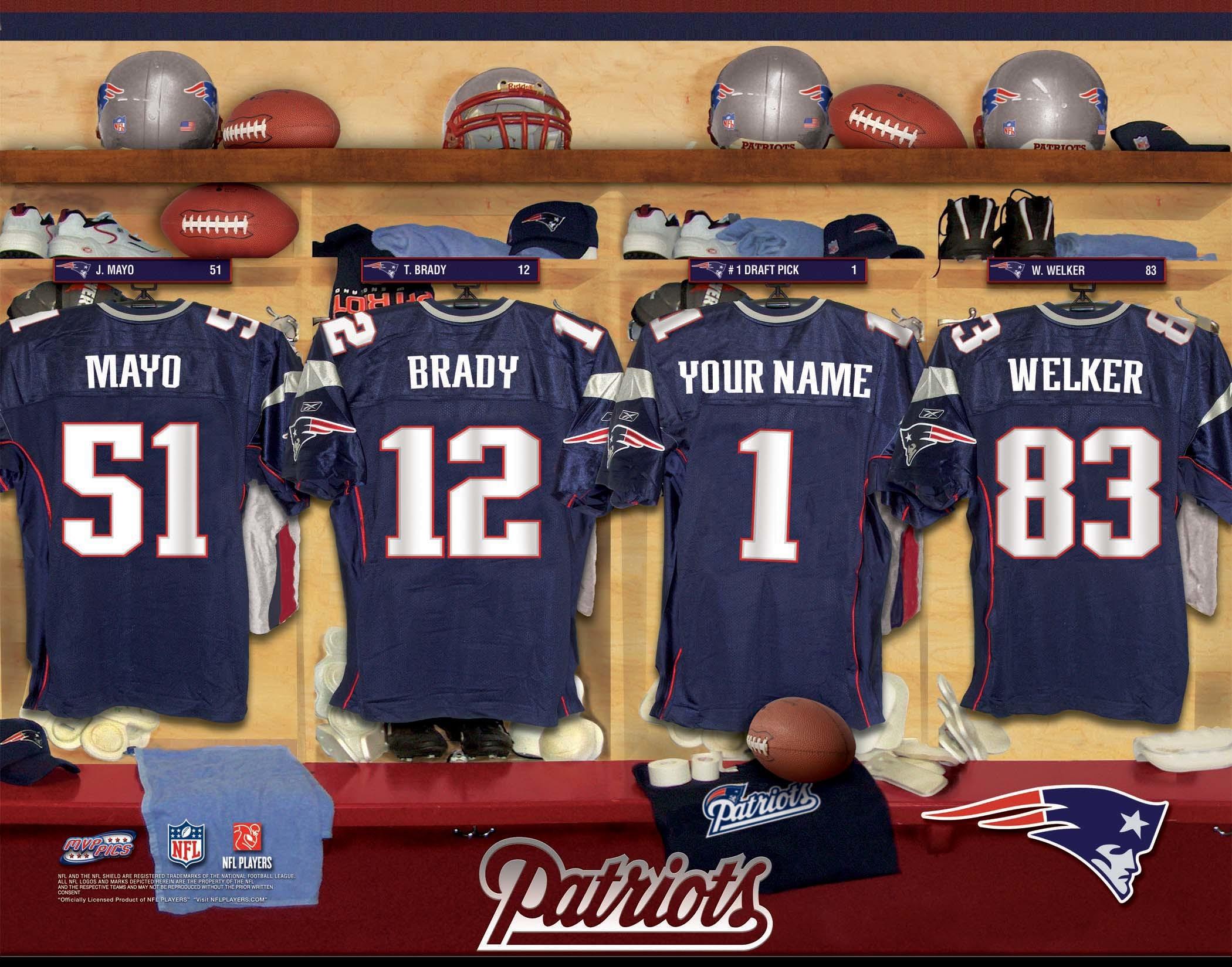 New England Patriots 2013 HD Desktop Wallpaper