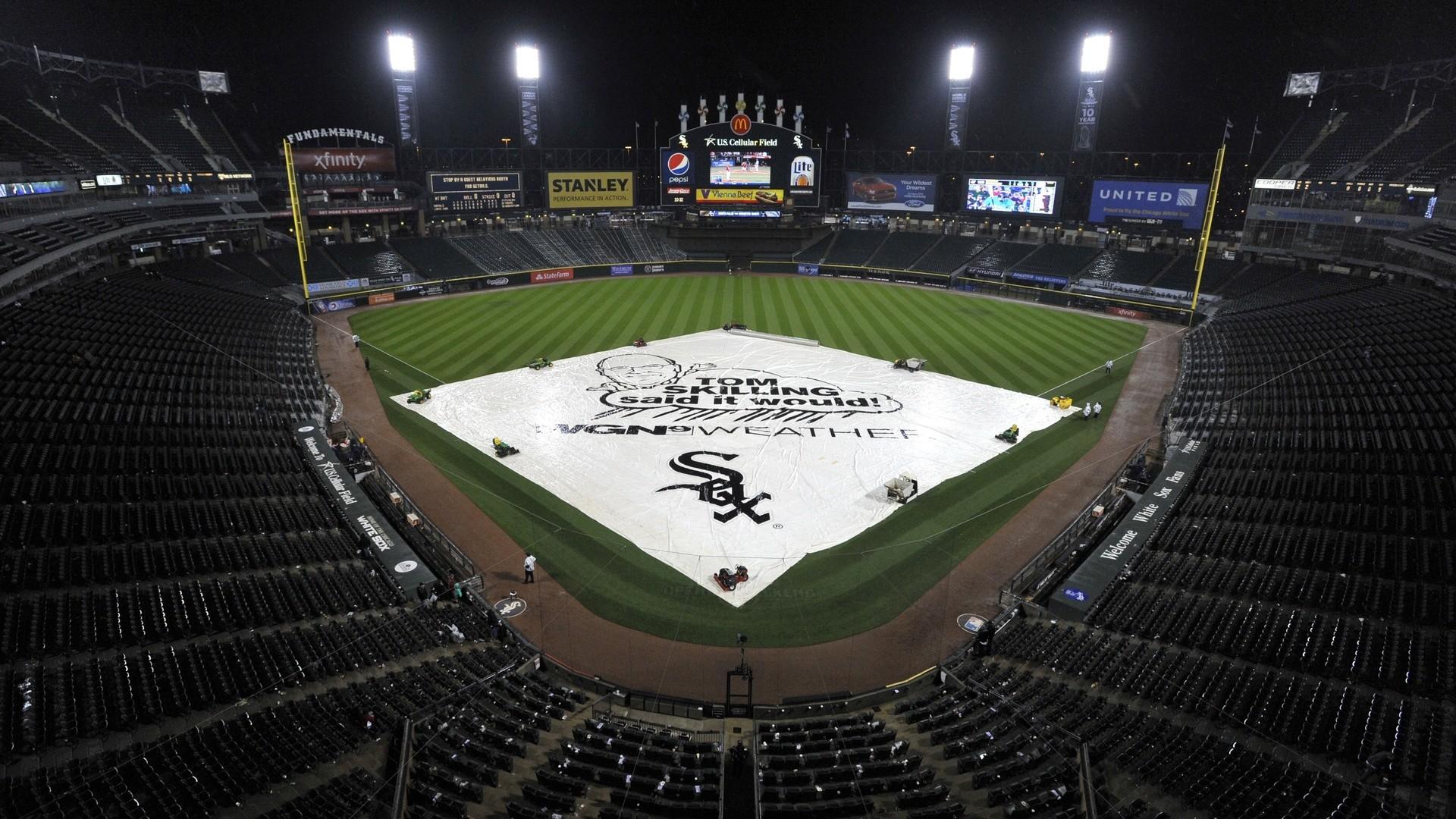 Sports, Chicago White Sox Stadium, Mlb, Baseball, Stadium, Chicago White Sox