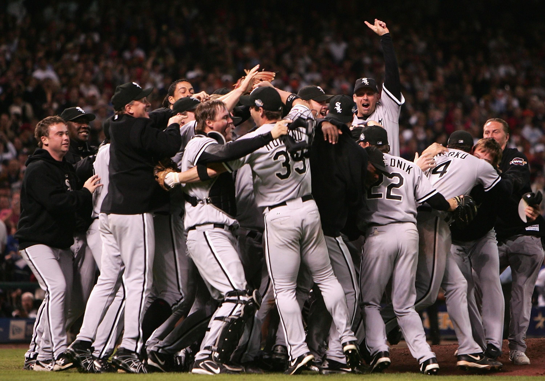 World Series Game 4: Chicago White Sox v Houston Astros
