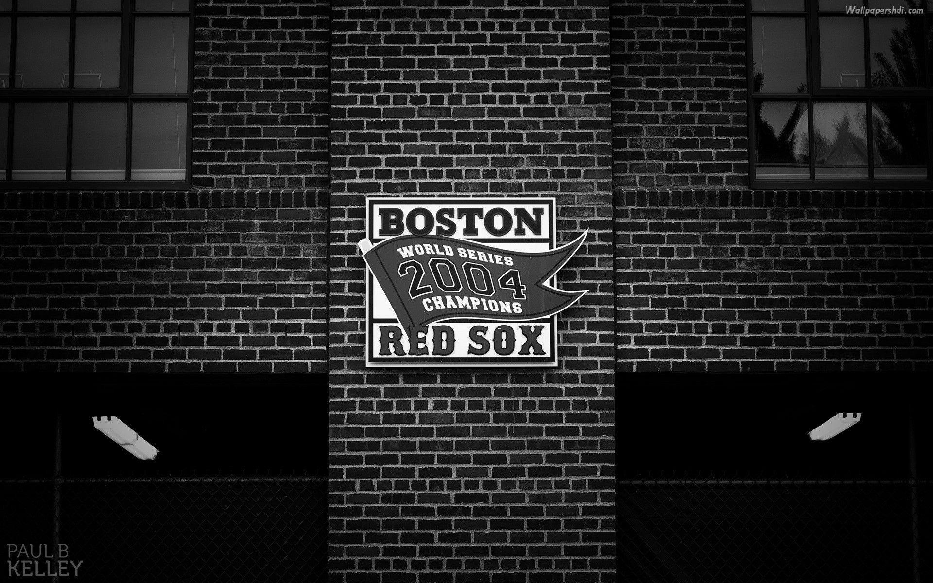 MLB Wallpapers: Boston Red Sox – 2007 World Series Champions