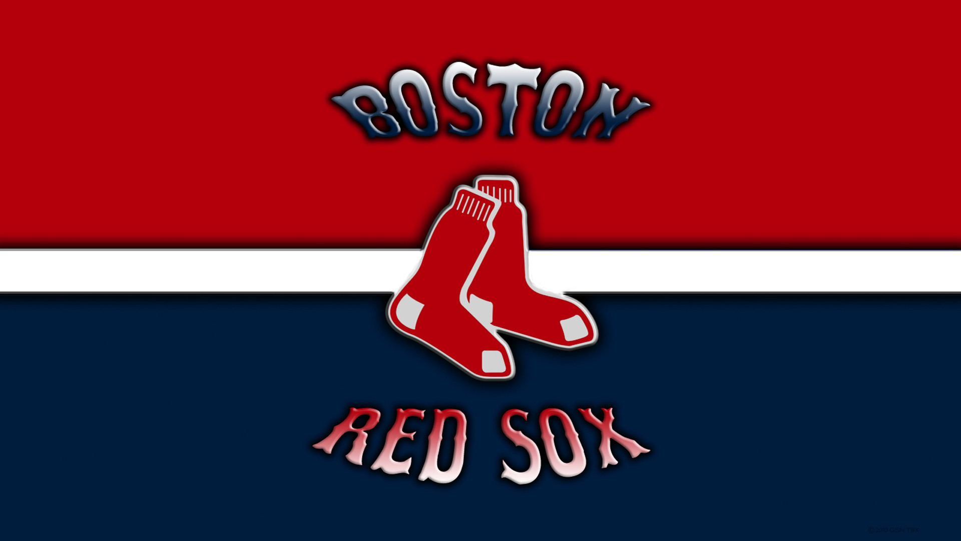 Red Sox Wallpaper free download.