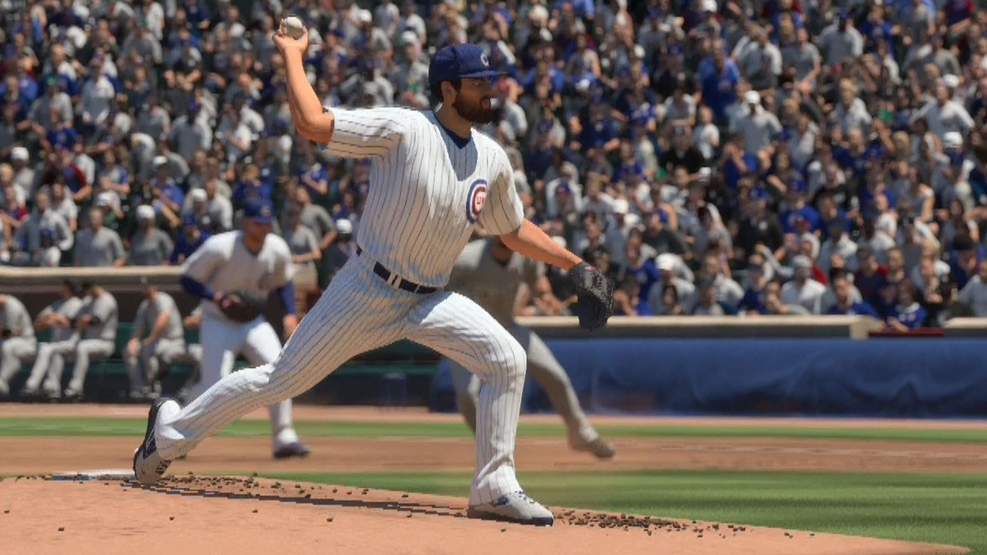 MLB The Show 16 – Chicago White Sox vs Chicago Cubs | Gameplay (PS4 HD)  [1080p60FPS]