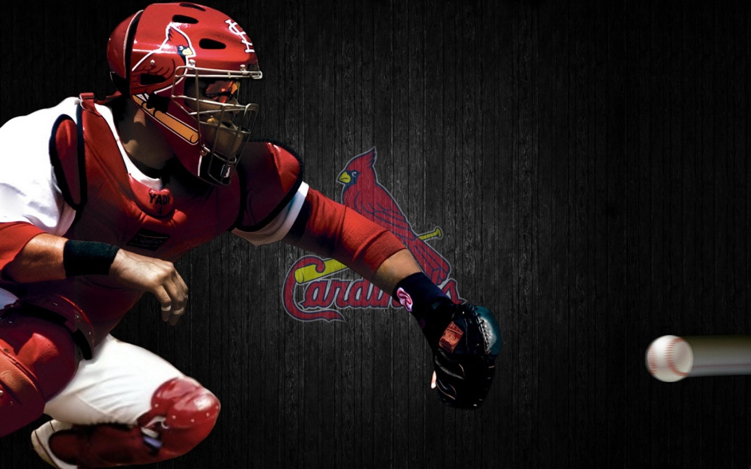 Cardinals baseball team wallpaper HD.
