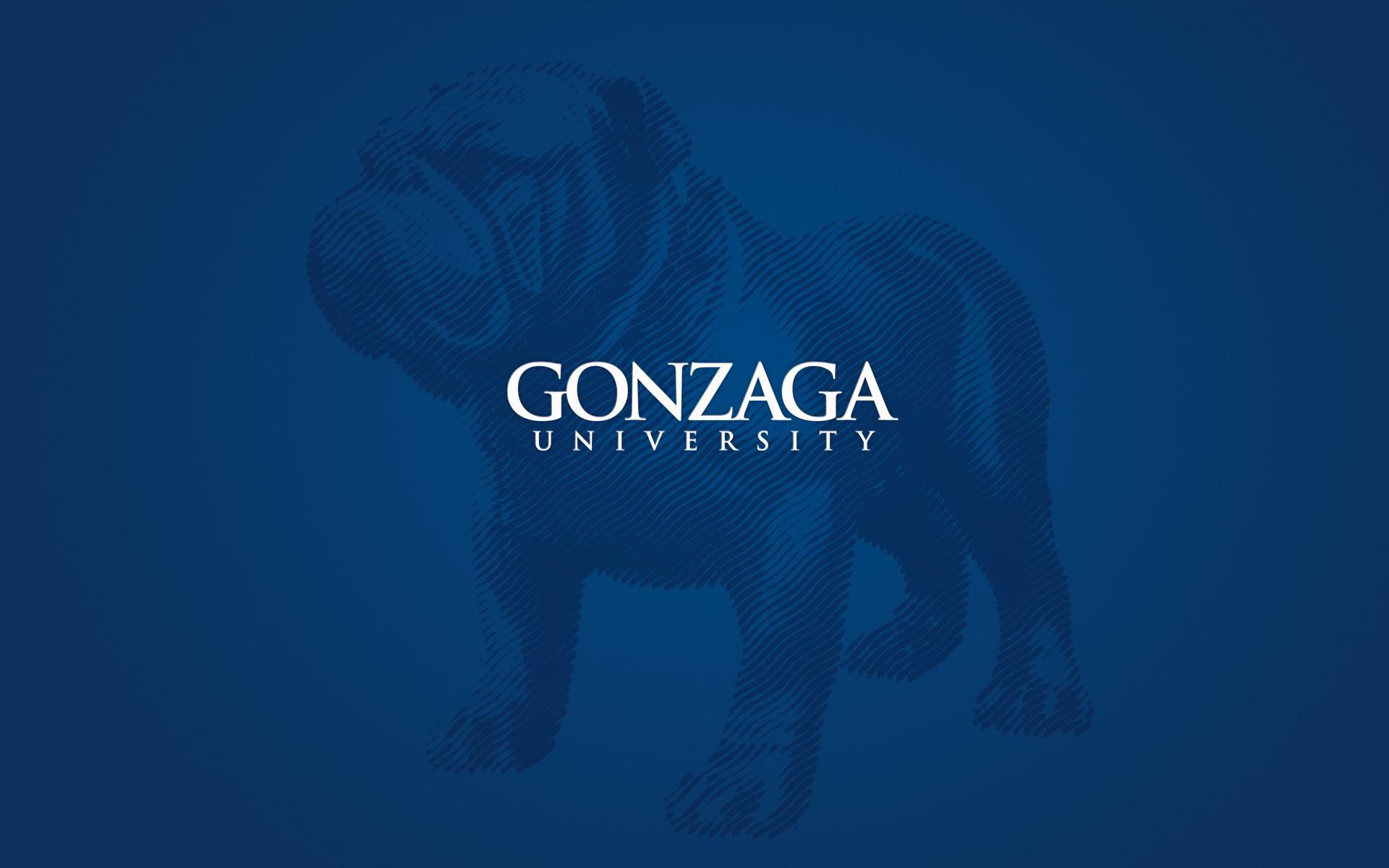 Gonzaga Bulldogs Wallpaper Logo