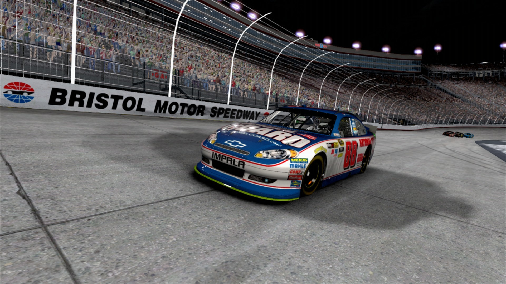 Dale Earnhardt, Jr. Featured on Cover of NASCAR The Game: Inside Line