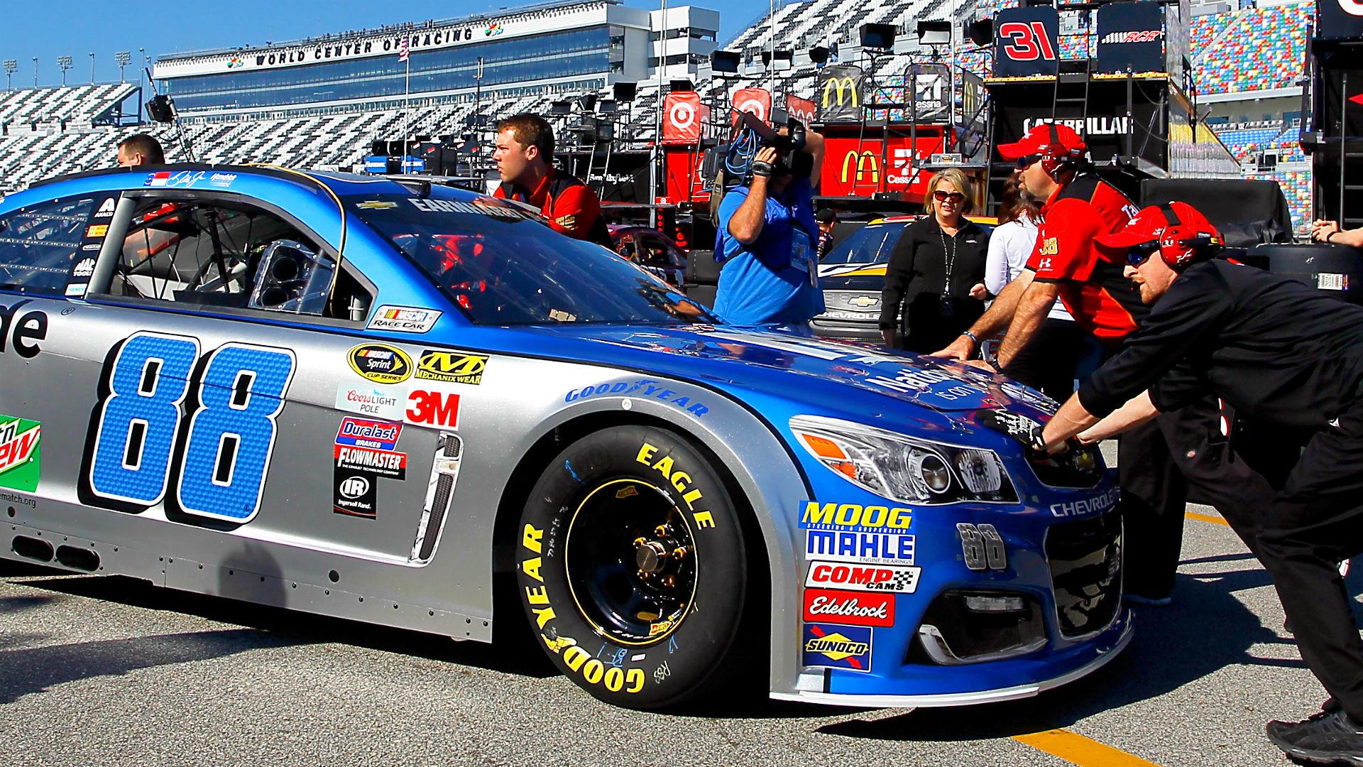 Dale Earnhardt Jr. fastest in first Daytona 500 practice | NASCAR |  Sporting News