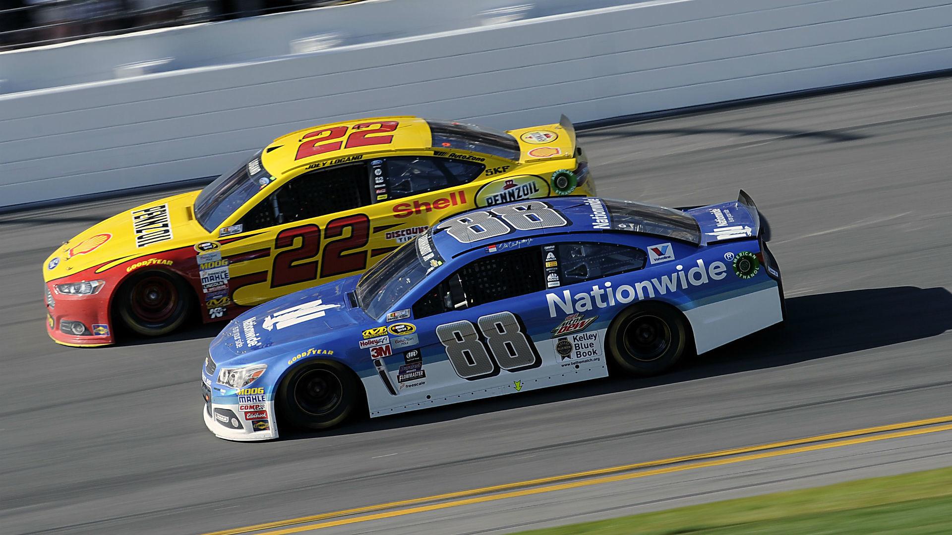 Forget Batman, Dale Earnhardt Jr. names his Daytona car after a real hero |  NASCAR | Sporting News