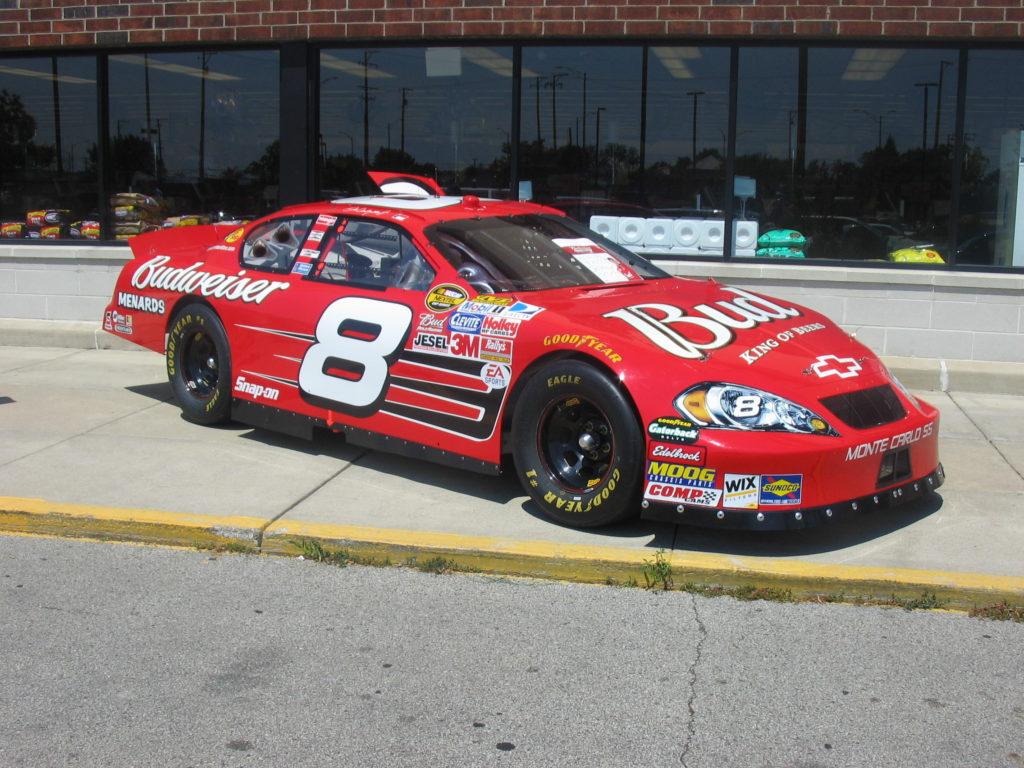 … photo of Dale Earnhardt Jr. 2007 Show Car …
