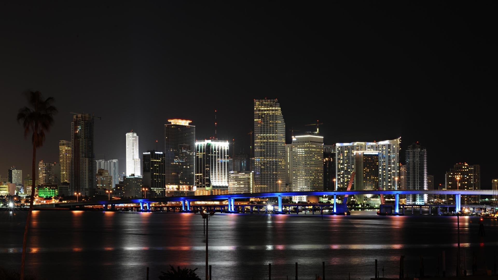 Miami, Florida HD Wallpaper 1920×1080