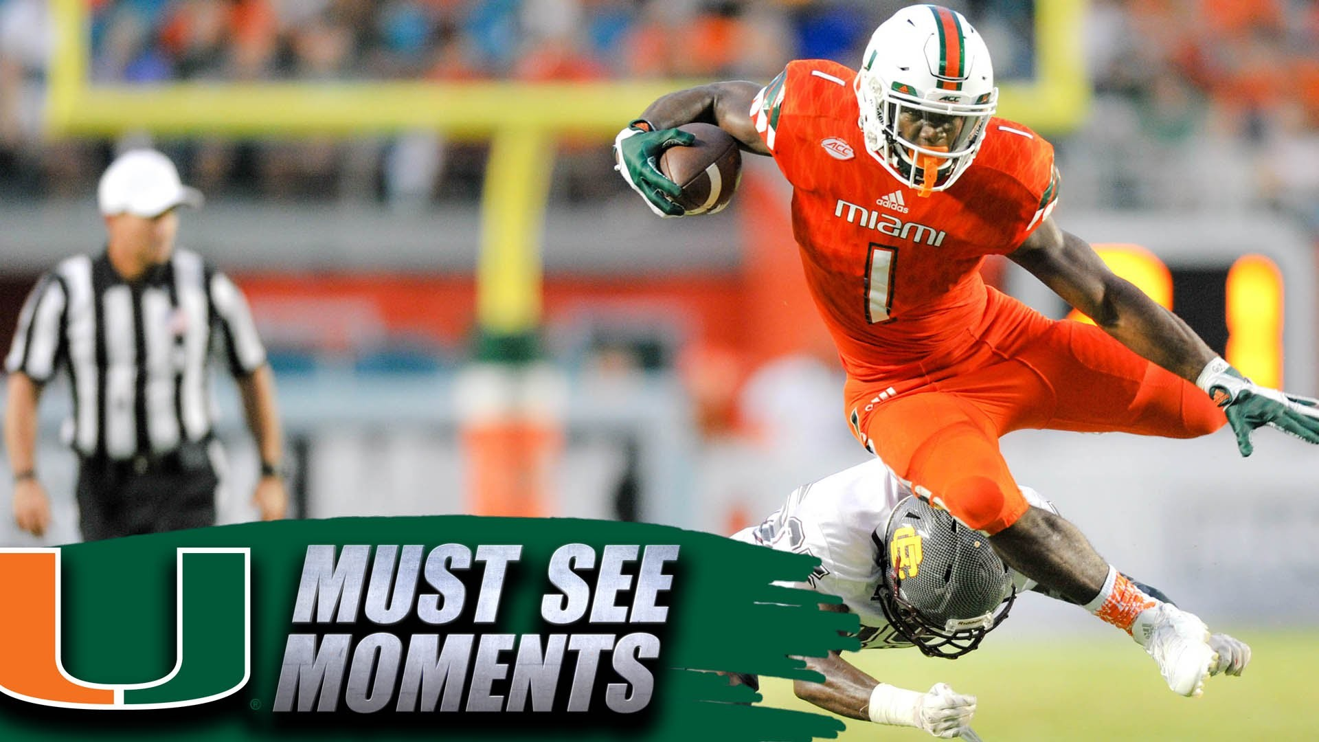 Miami Hurricanes Football: 21 Points in 2 Minutes   ACC Must See Moment –  YouTube