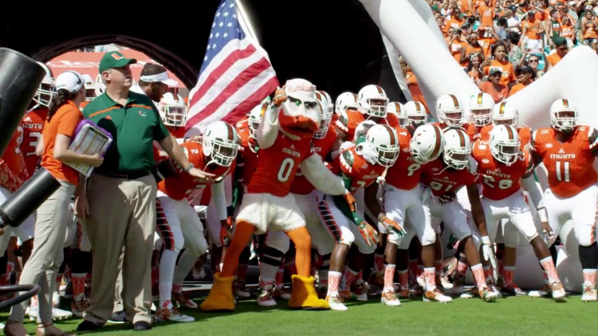 Miami Hurricanes Football — Latest News, Images and Photos — CrypticImages