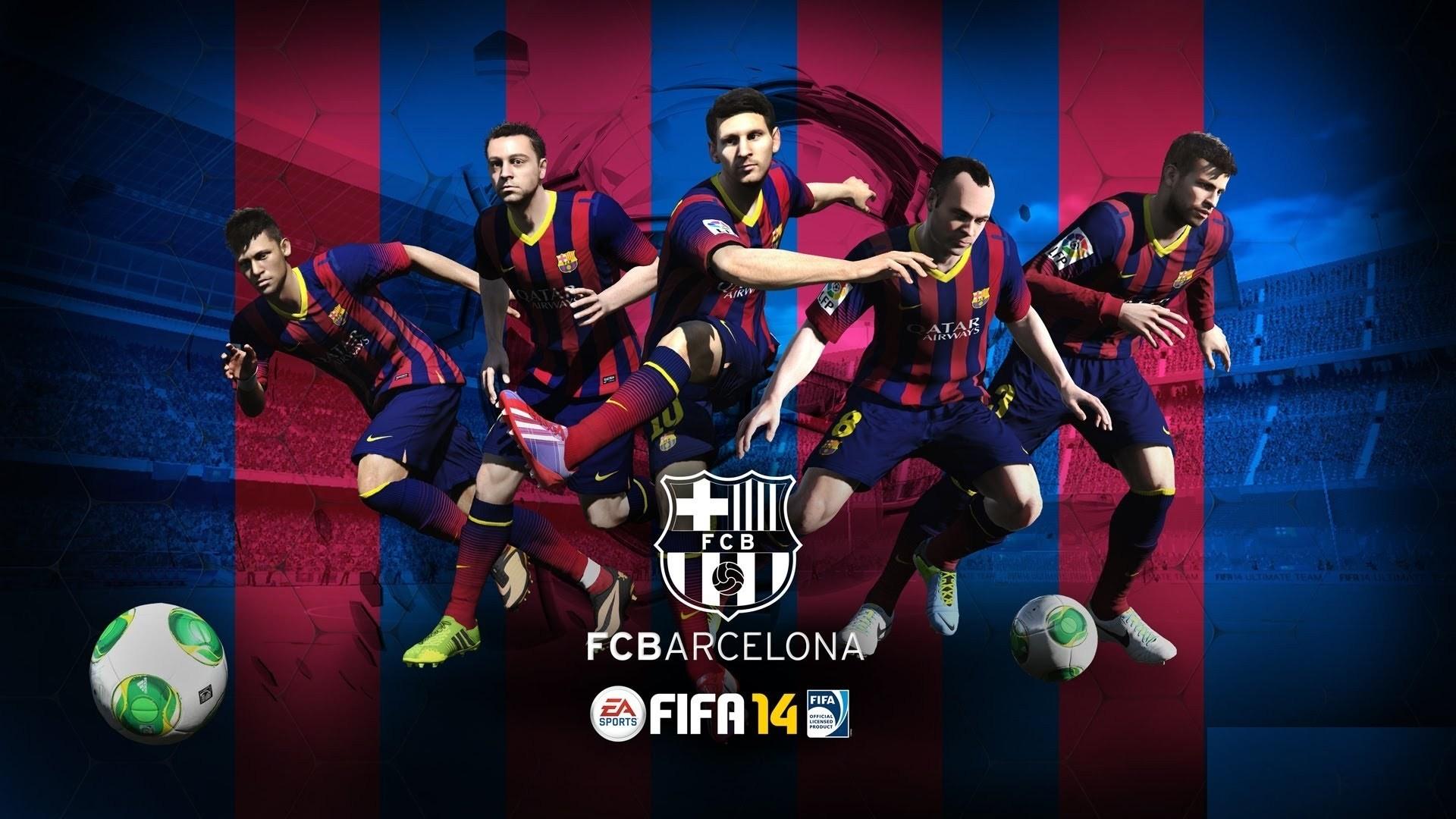 Barcelona Wallpapers HD.