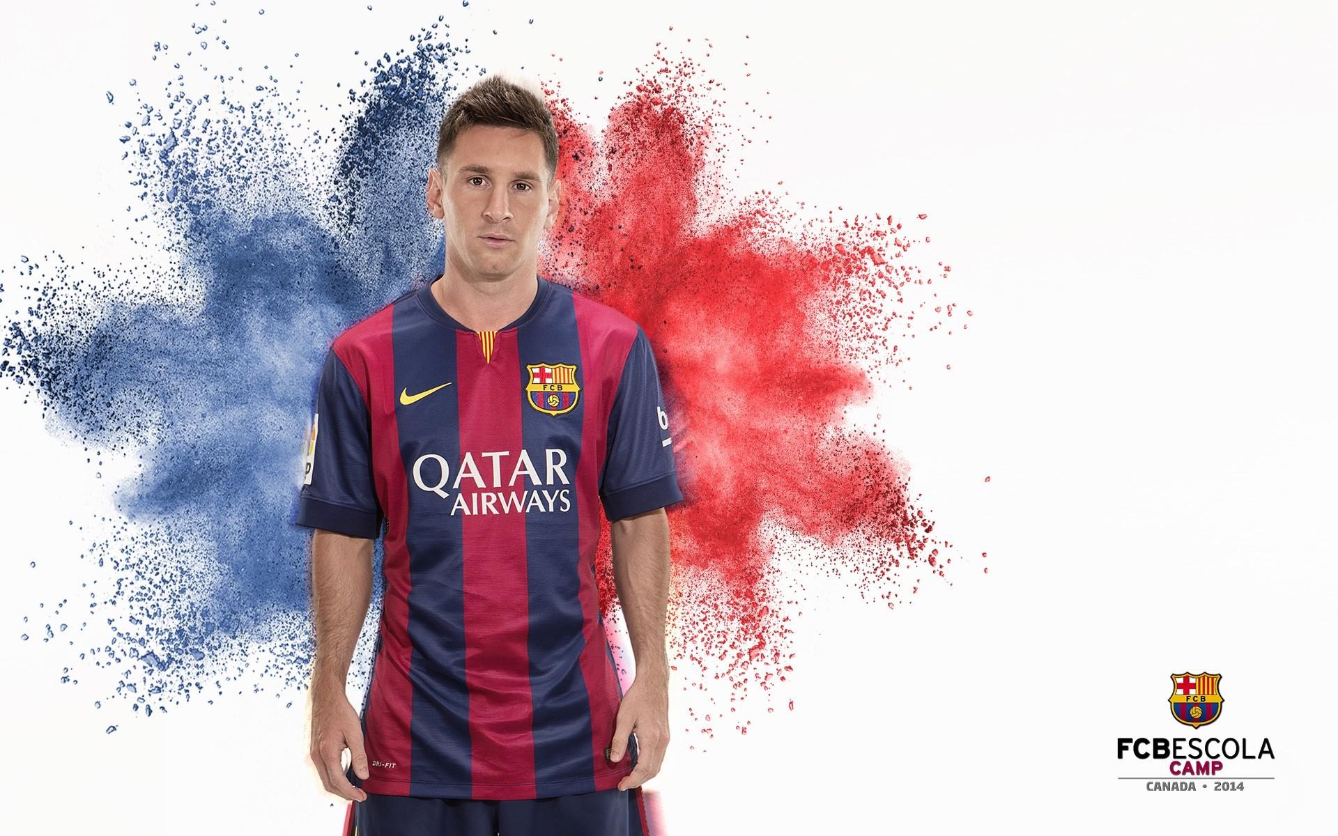 Messi barcelona wallpaper