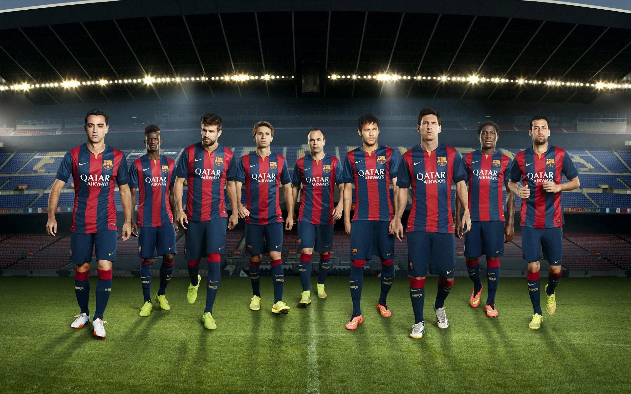 HD Wallpapers Football Club FC barcelona images new nike home kit.