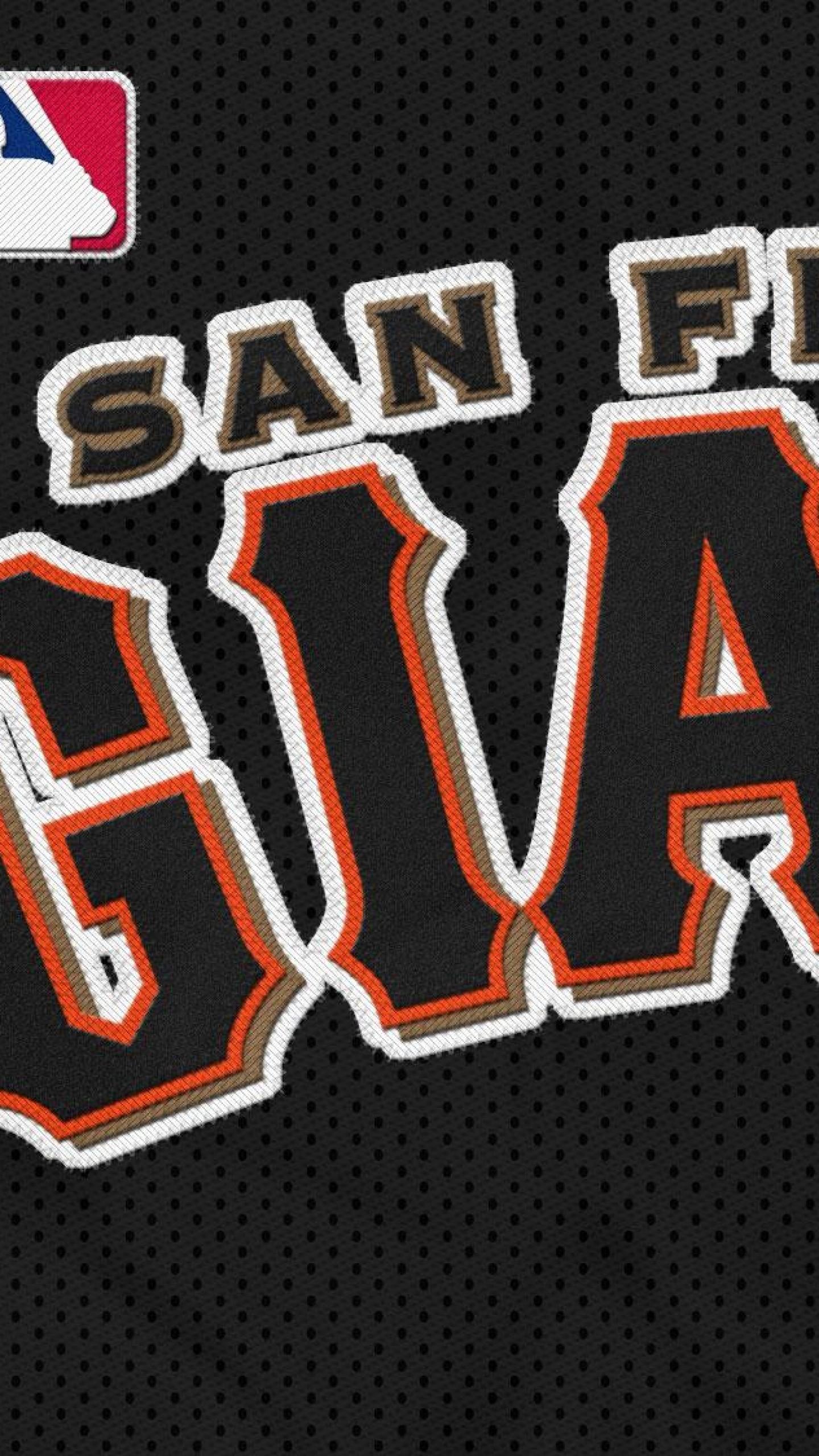 Wallpaper san francisco giants, baseball club, national league  logo