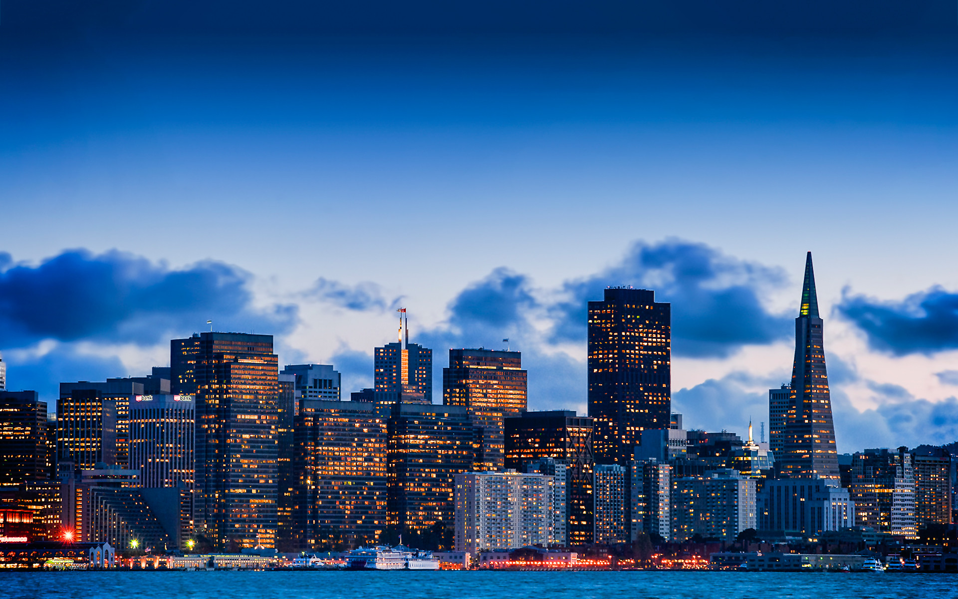 Free Download San Francisco Wallpapers: The Golden Area Through .