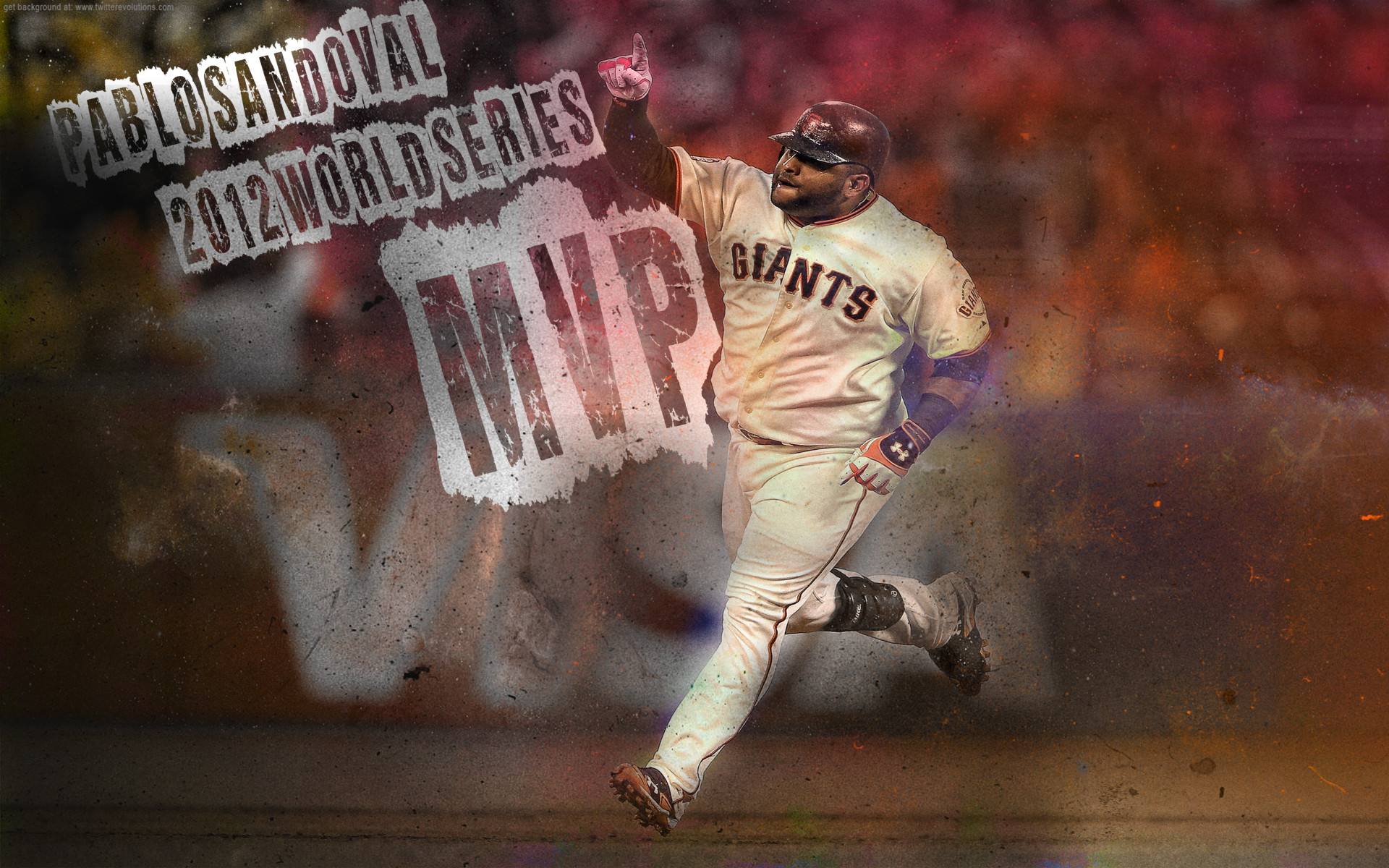 … Pablo Sandoval San Francisco Giants by 31ANDONLY