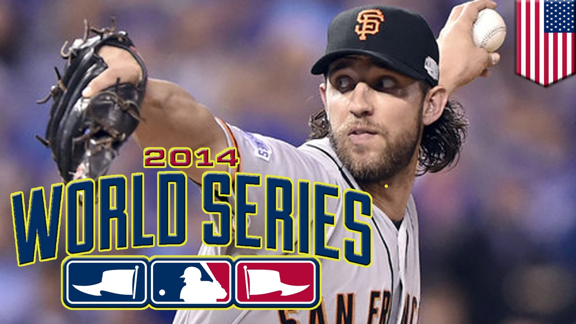 Giants World Series 2014 champs: MVP Bumgarner destroys Royals again in  Game 7 – YouTube